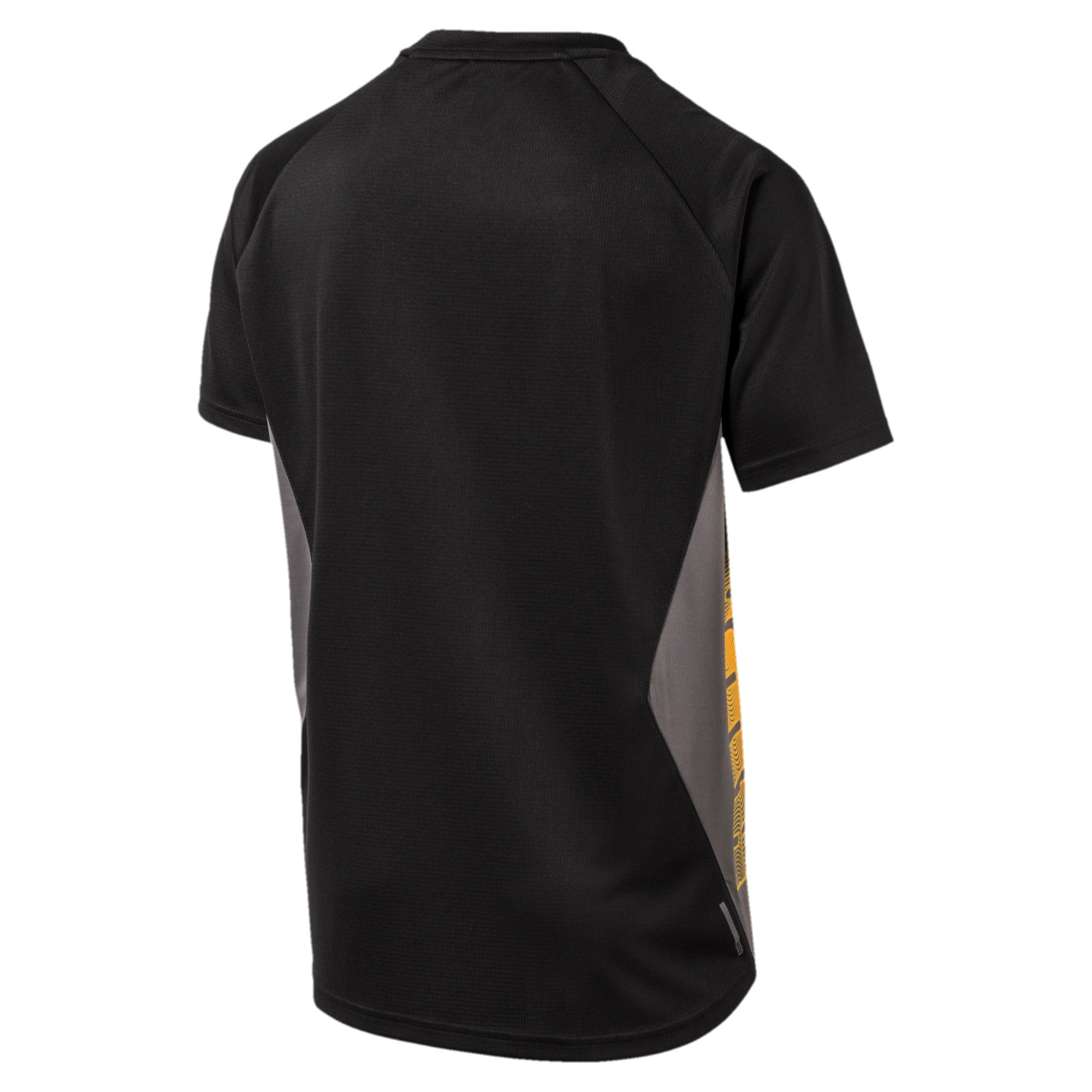 Thumbnail 5 of Collective Loud Men's Tee, CASTLEROCK-Puma Black, medium
