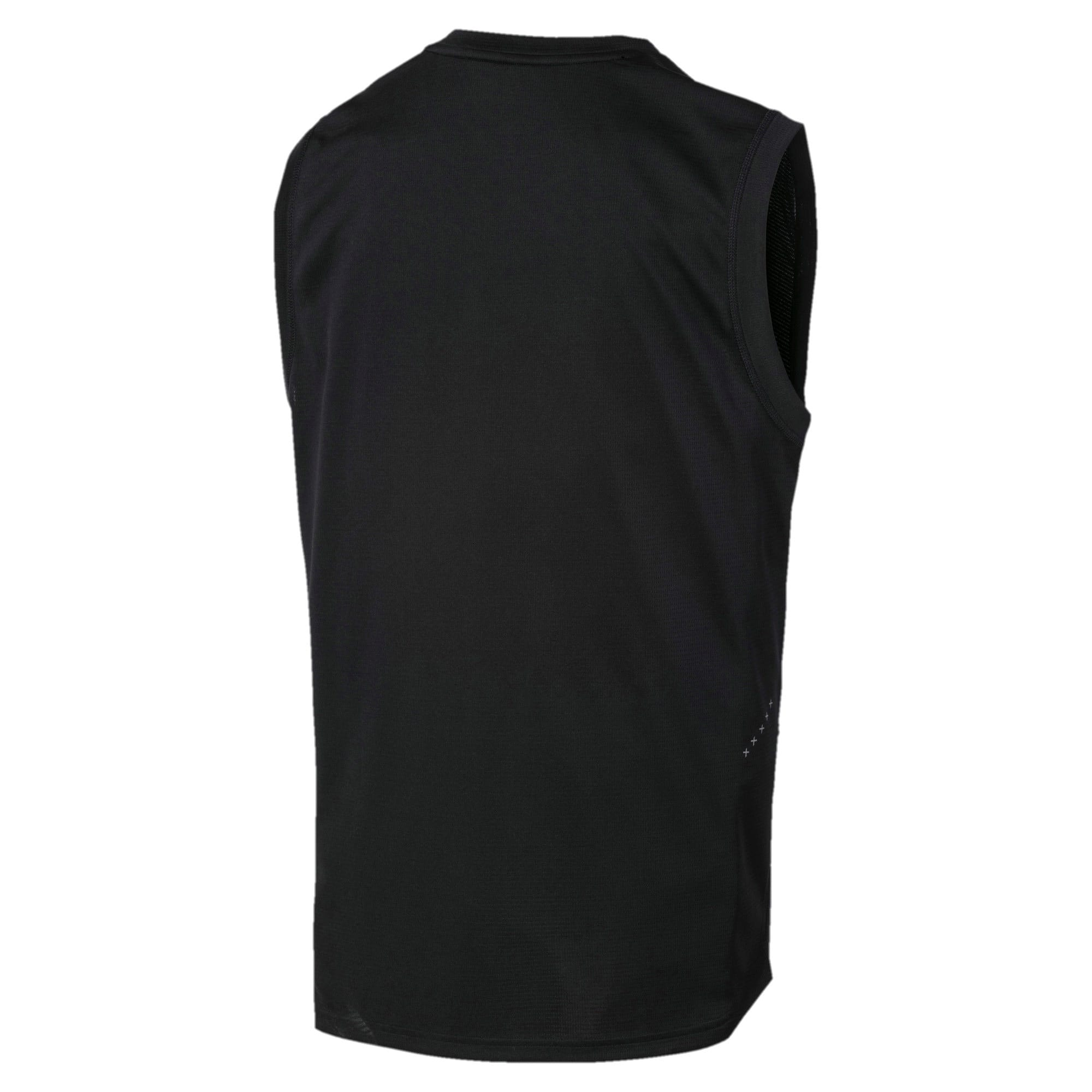 Thumbnail 4 of IGNITE Herren Singlet, Puma Black, medium