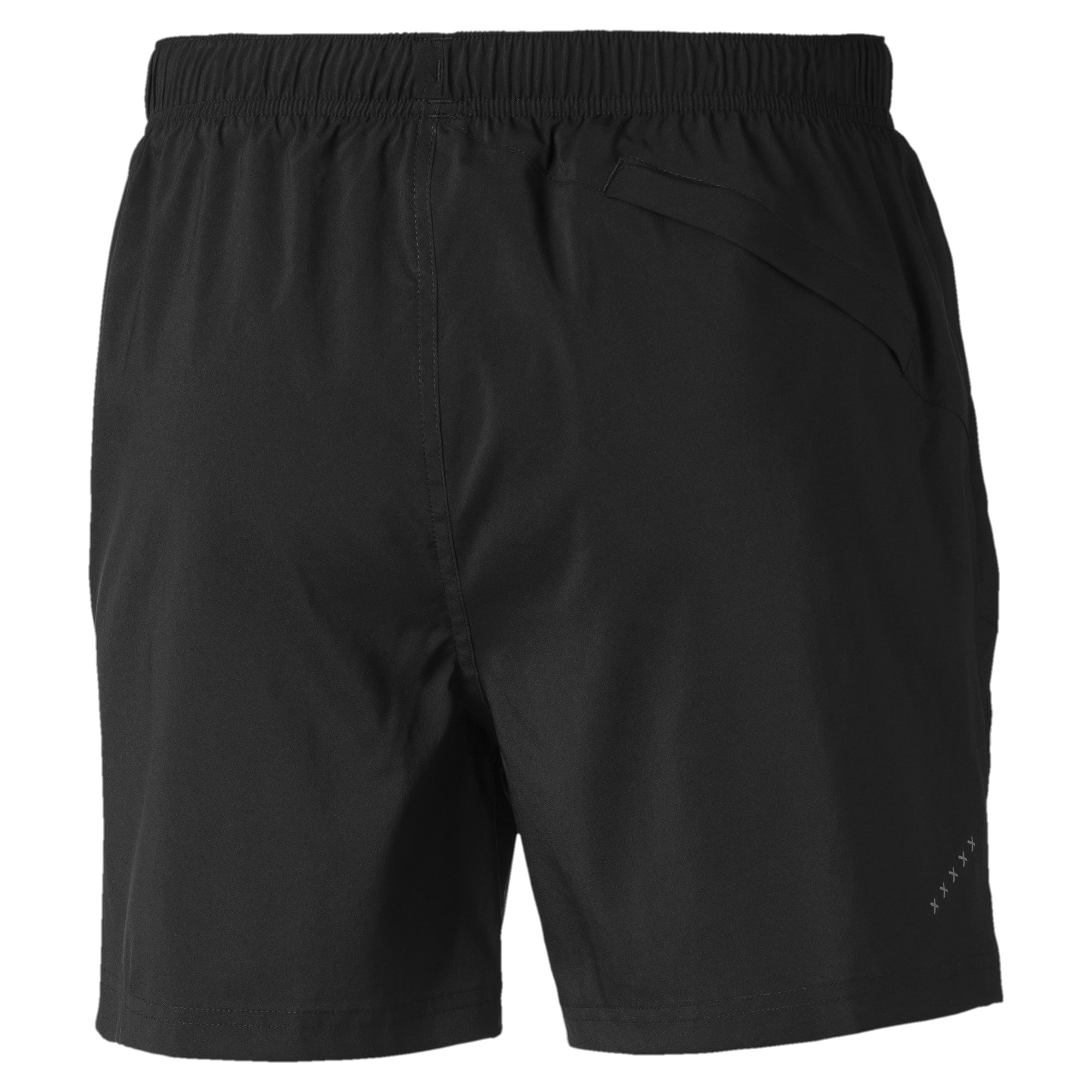 Thumbnail 5 of Ignite Men's Shorts, Puma Black, medium