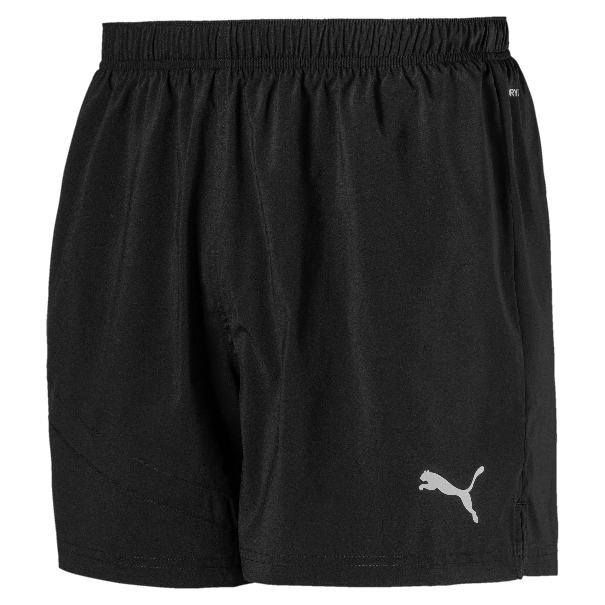 Thumbnail 4 of Ignite Men's Shorts, Puma Black, medium