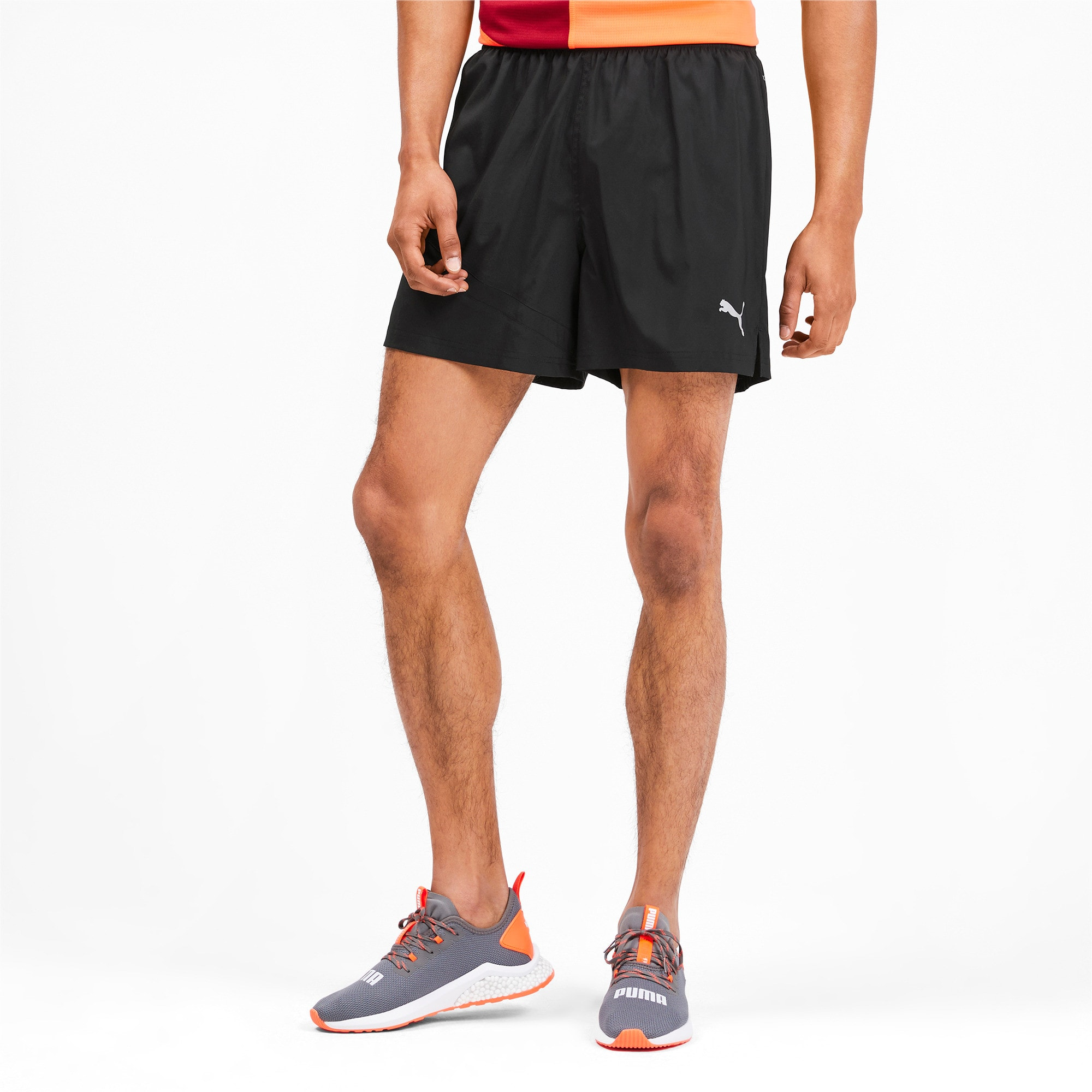 Thumbnail 1 of Ignite Men's Shorts, Puma Black, medium