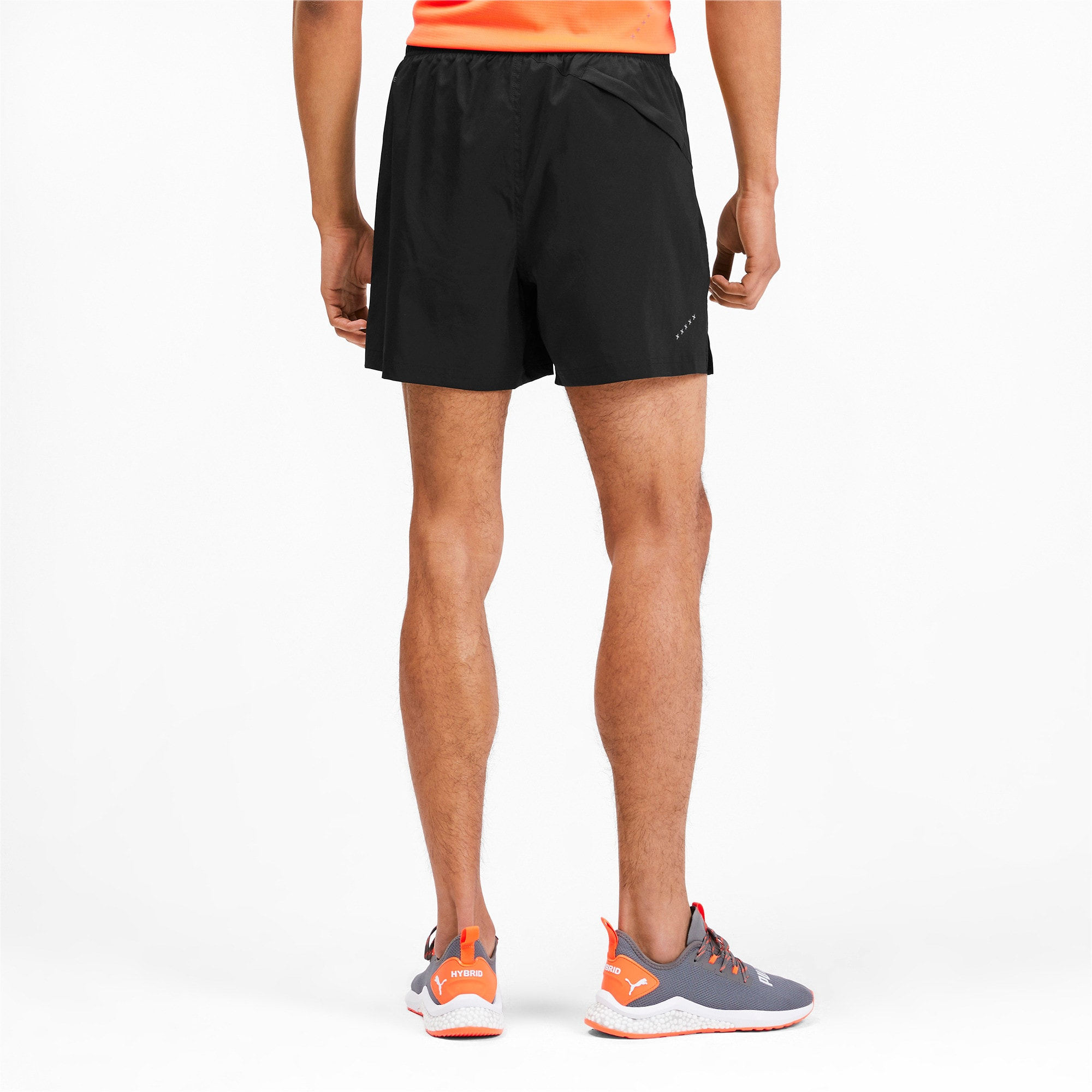 Thumbnail 2 of Ignite Men's Shorts, Puma Black, medium