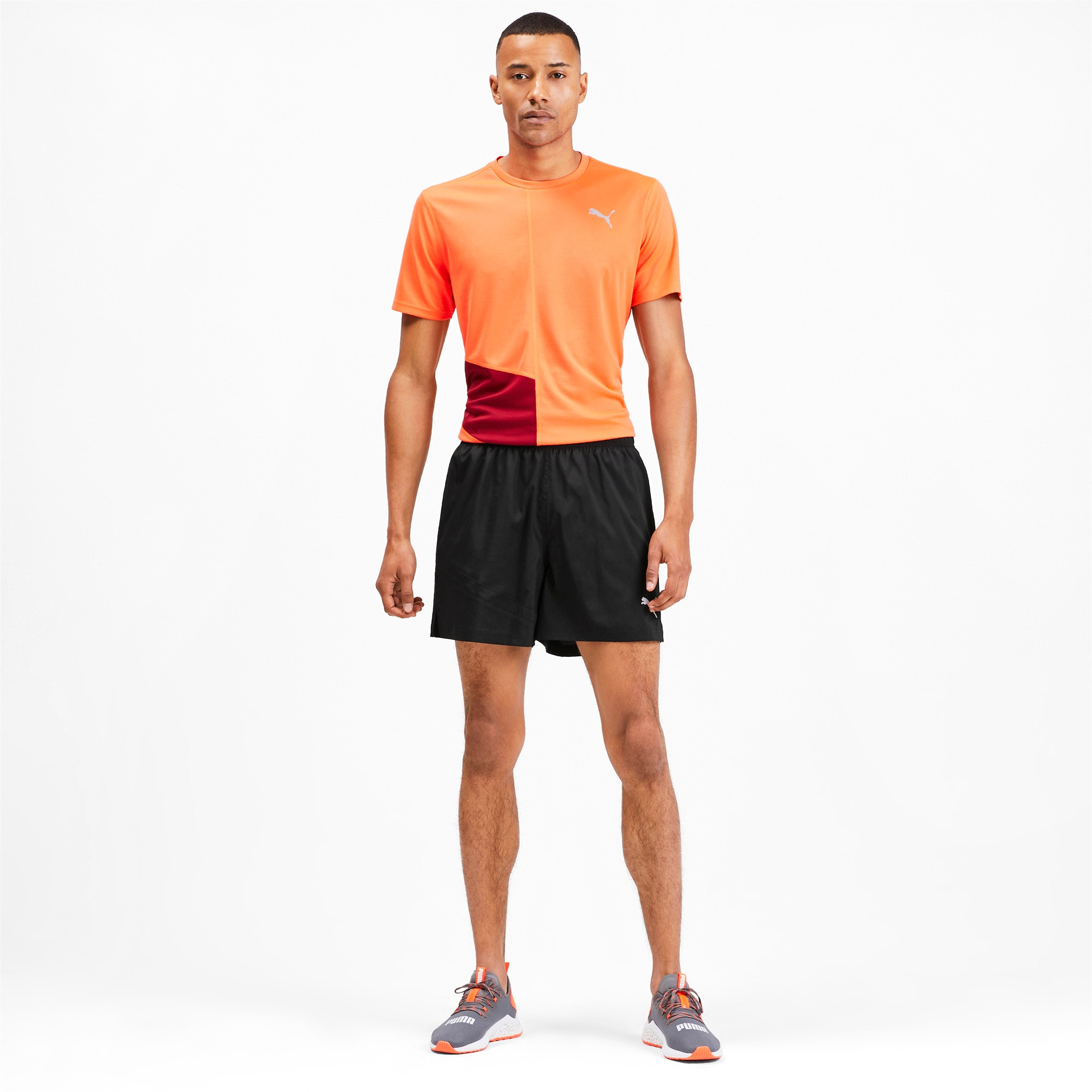 Thumbnail 3 of Ignite Men's Shorts, Puma Black, medium