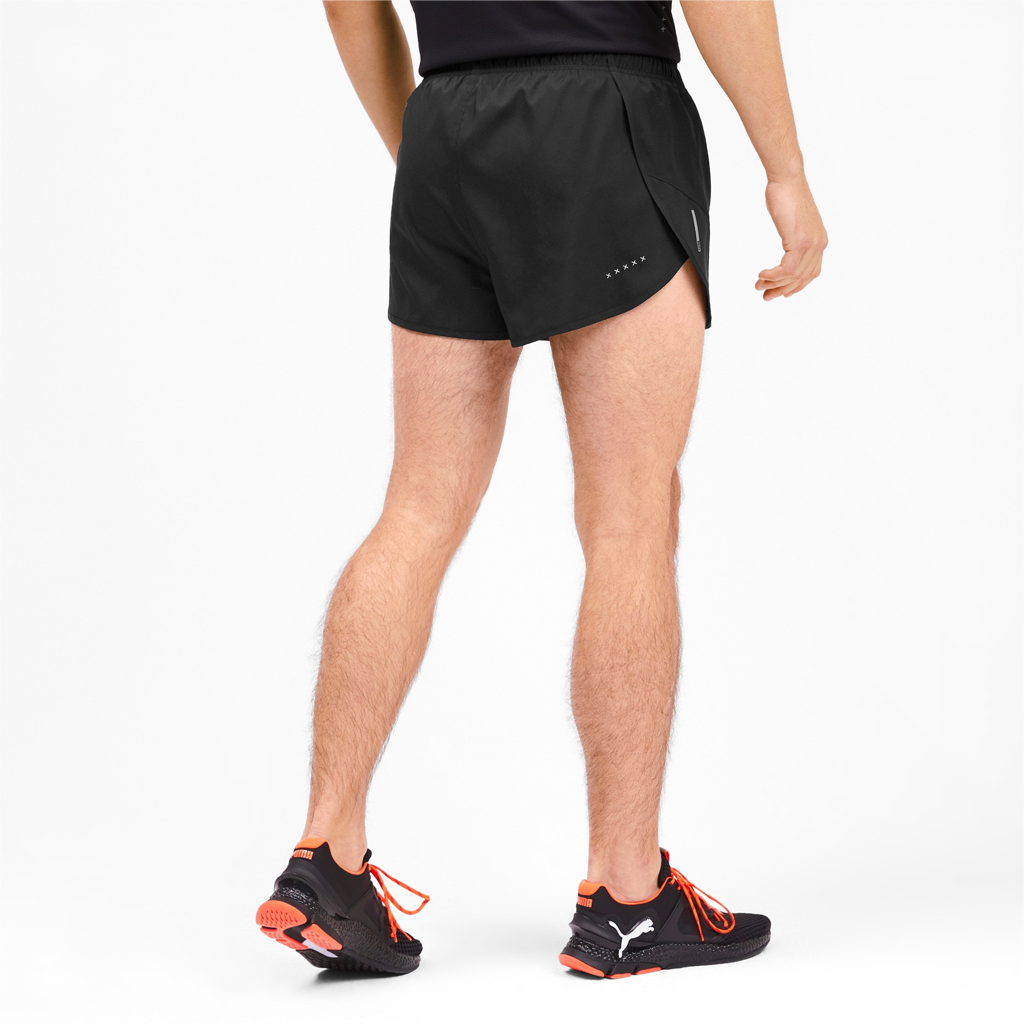 Thumbnail 2 of IGNITE Herren Running Split Shorts, Puma Black, medium