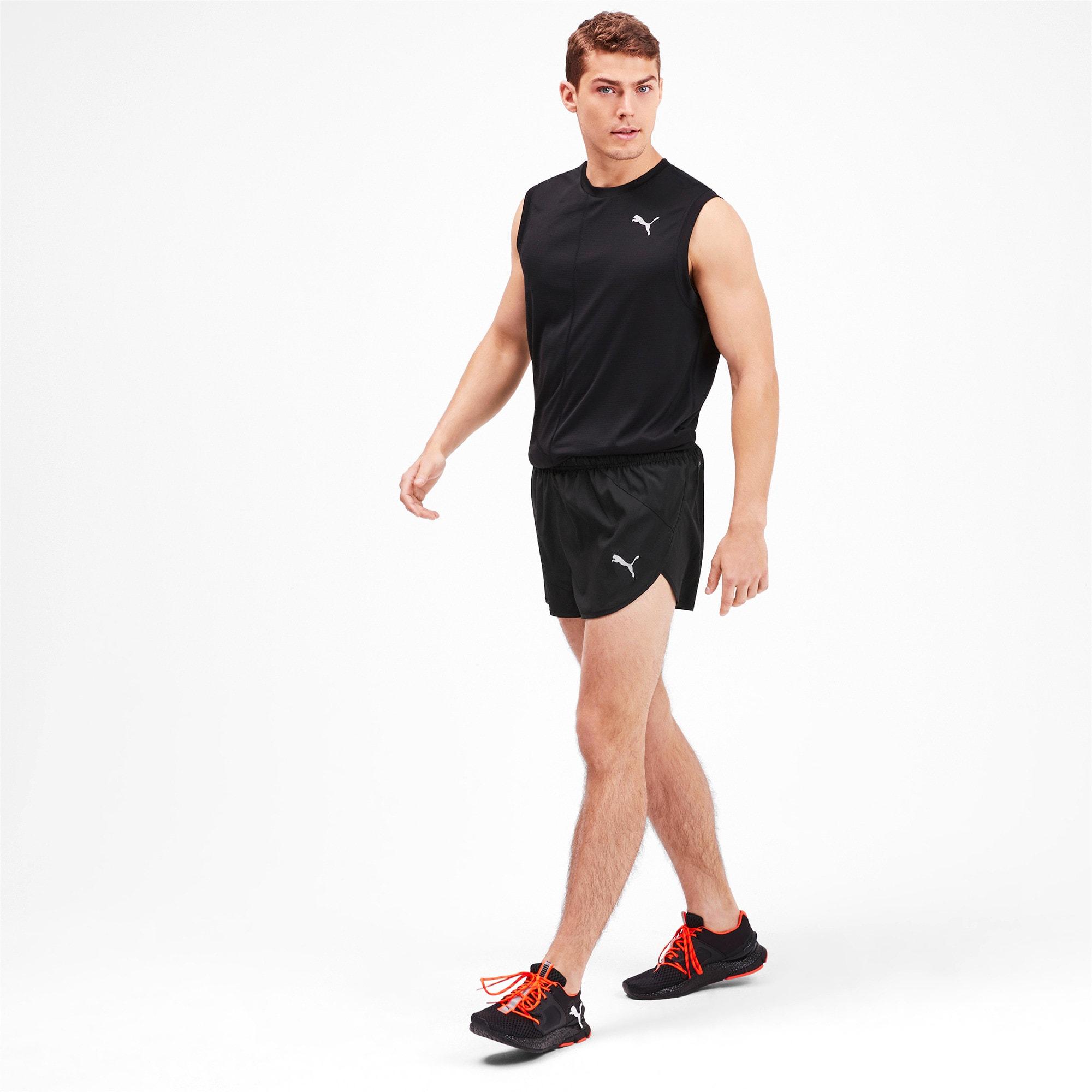 Thumbnail 3 of Ignite Men's Split Shorts, Puma Black, medium