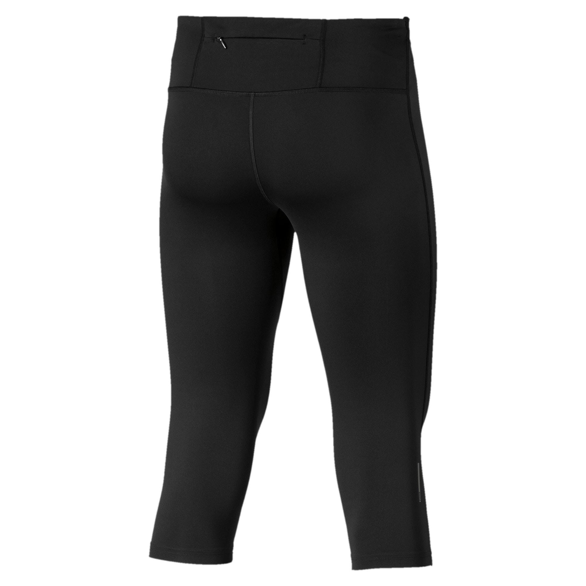 Thumbnail 5 of Pantalon de course IGNITE Running 3/4 pour femme, Puma Black, medium