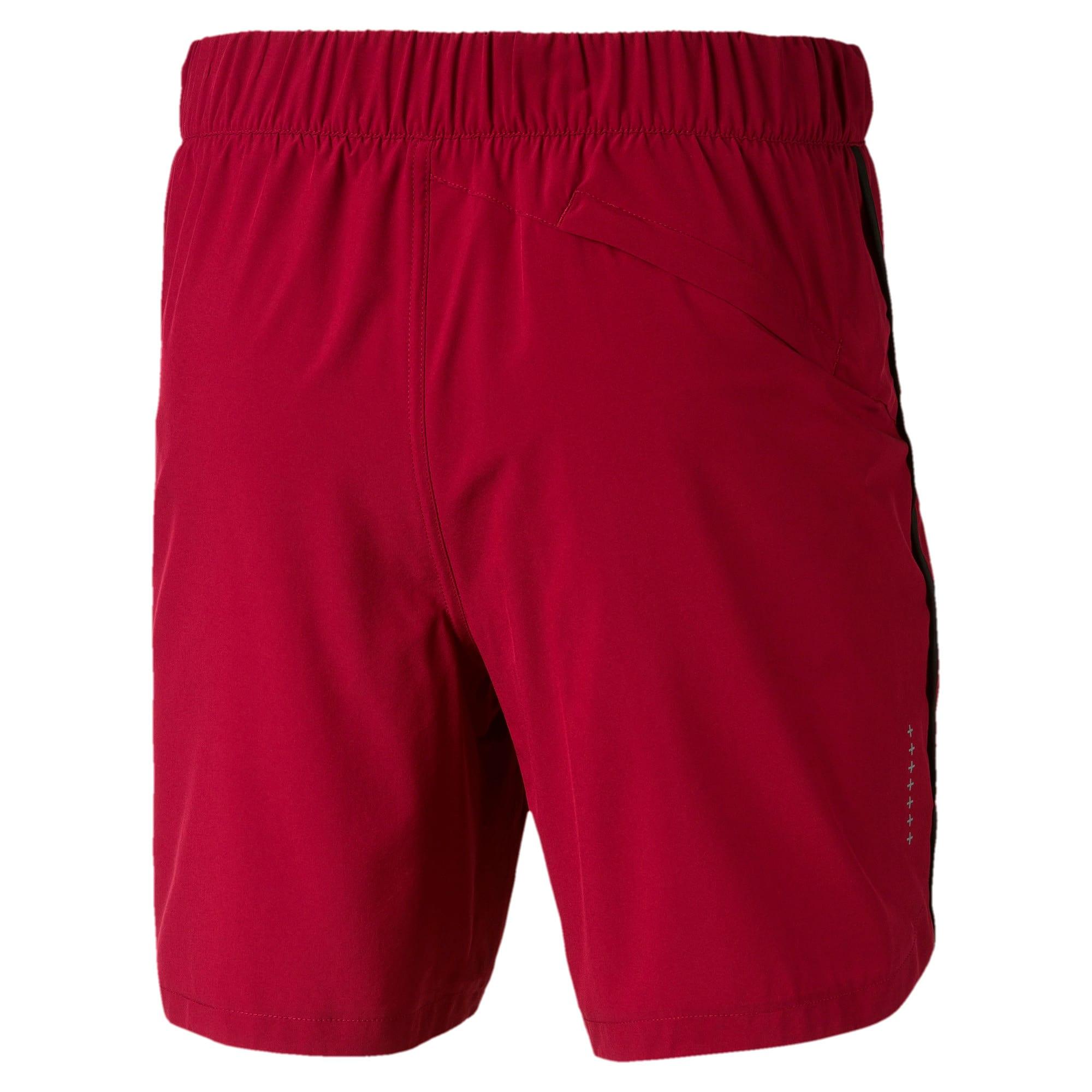 Thumbnail 5 of Get Fast Men's Shorts, Rhubarb-Puma Black, medium