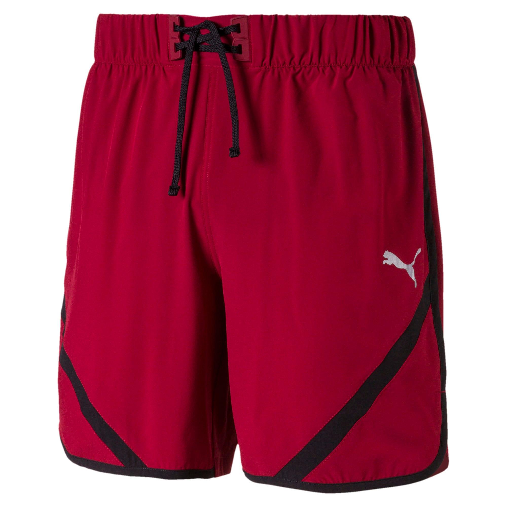 Thumbnail 4 of Get Fast Men's Shorts, Rhubarb-Puma Black, medium