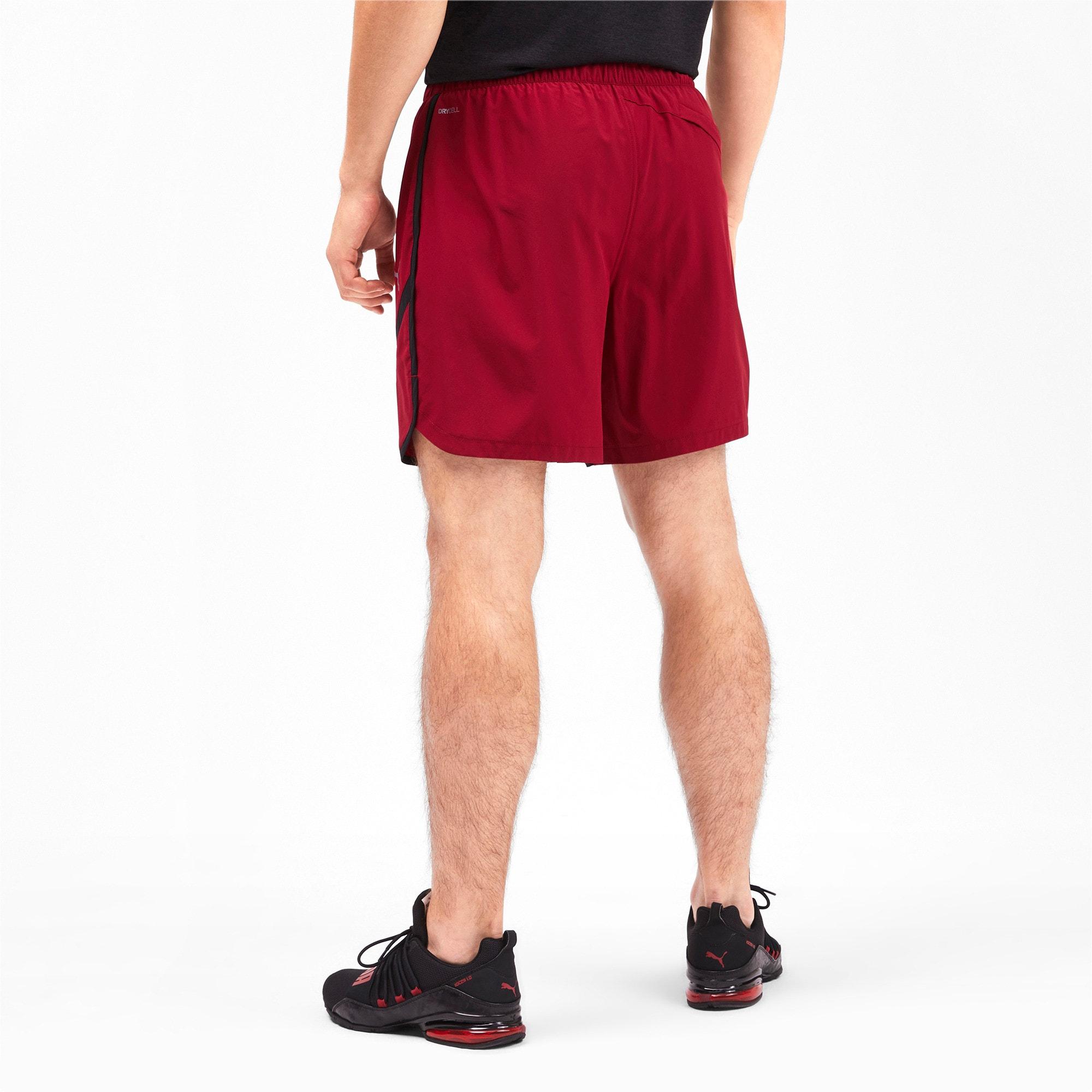 Thumbnail 2 of Get Fast Men's Shorts, Rhubarb-Puma Black, medium