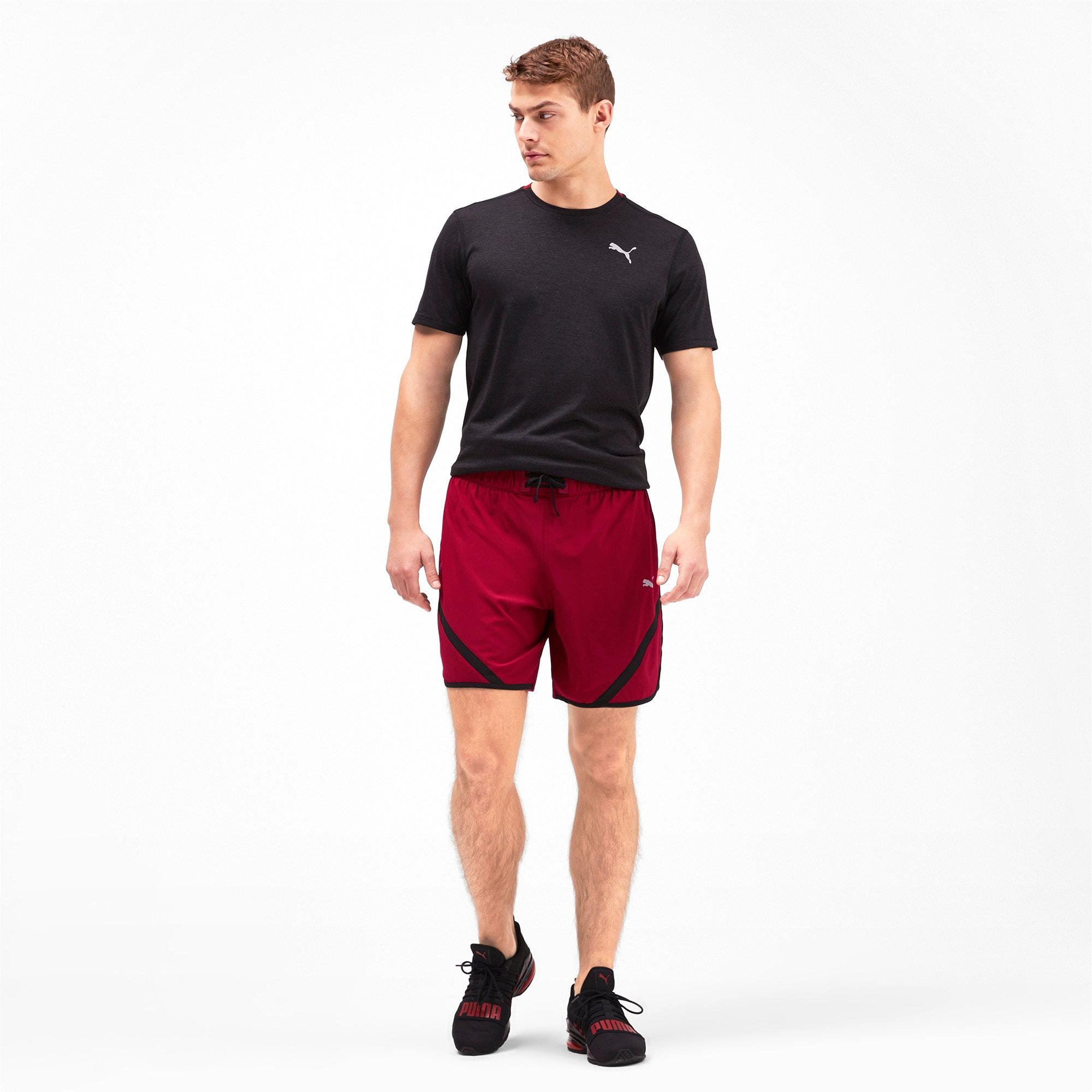 Thumbnail 3 of Get Fast Men's Shorts, Rhubarb-Puma Black, medium