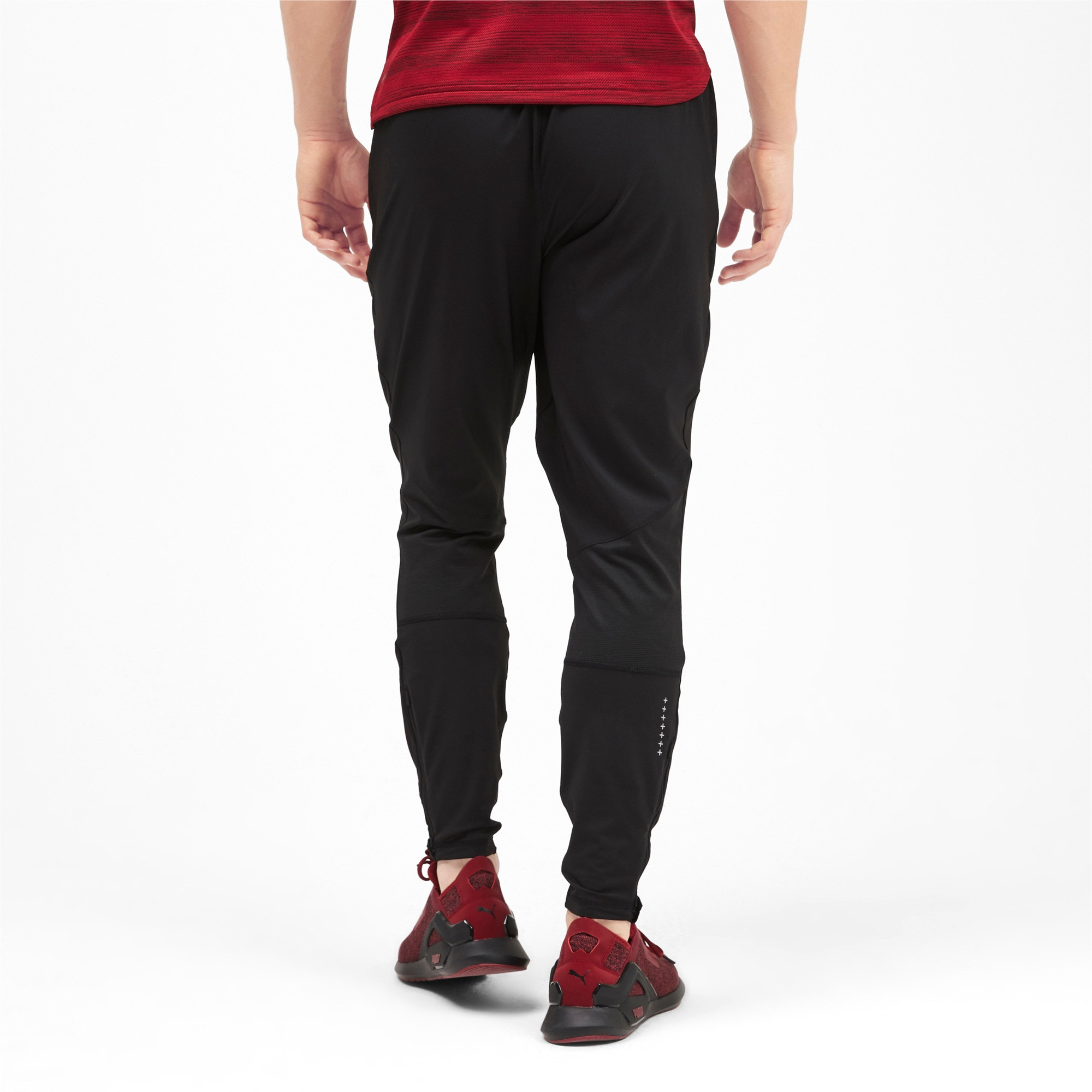 Thumbnail 2 of Get Fast Excite Men's Sweatpants, Puma Black, medium
