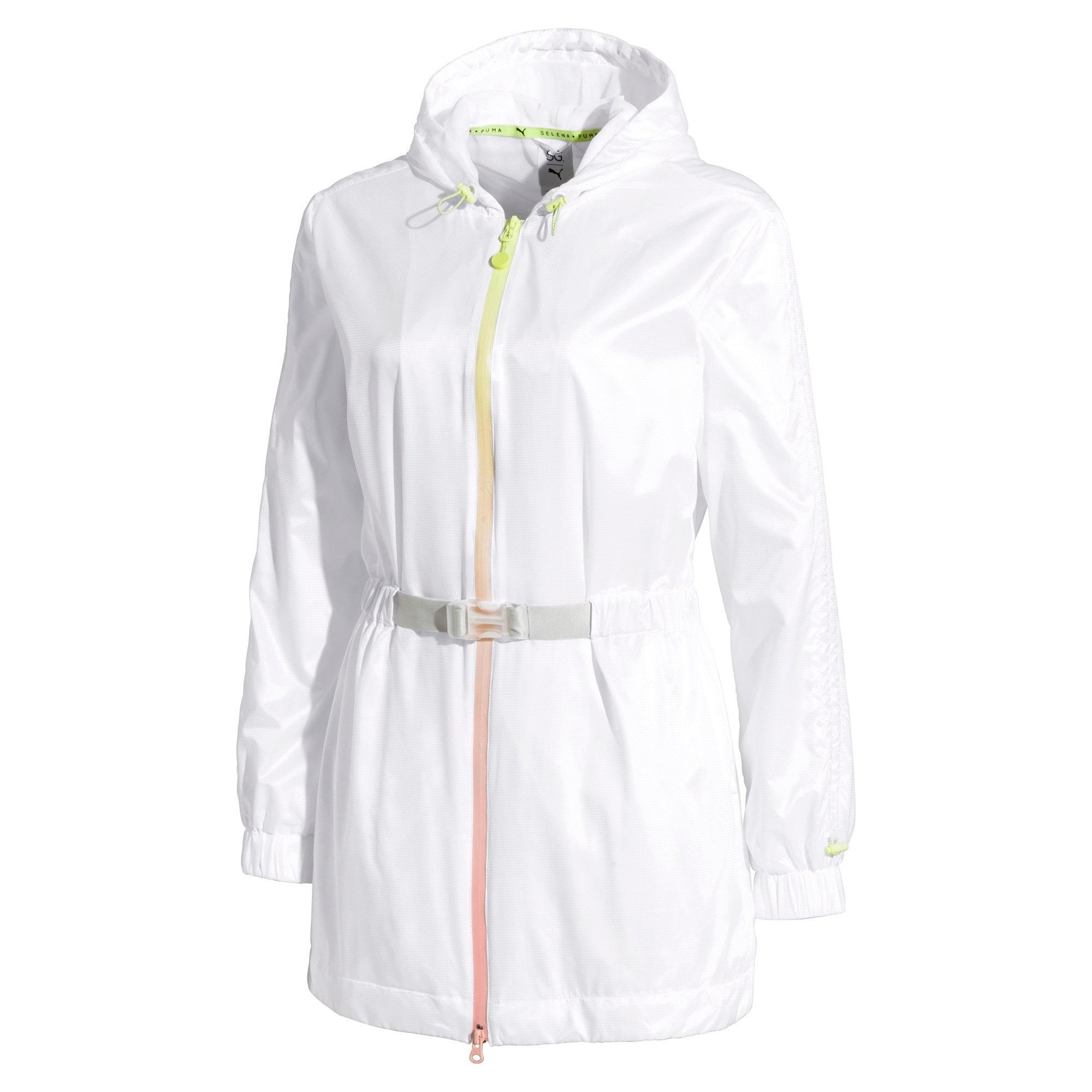 Thumbnail 4 of SG x PUMA Jacket, Puma White, medium