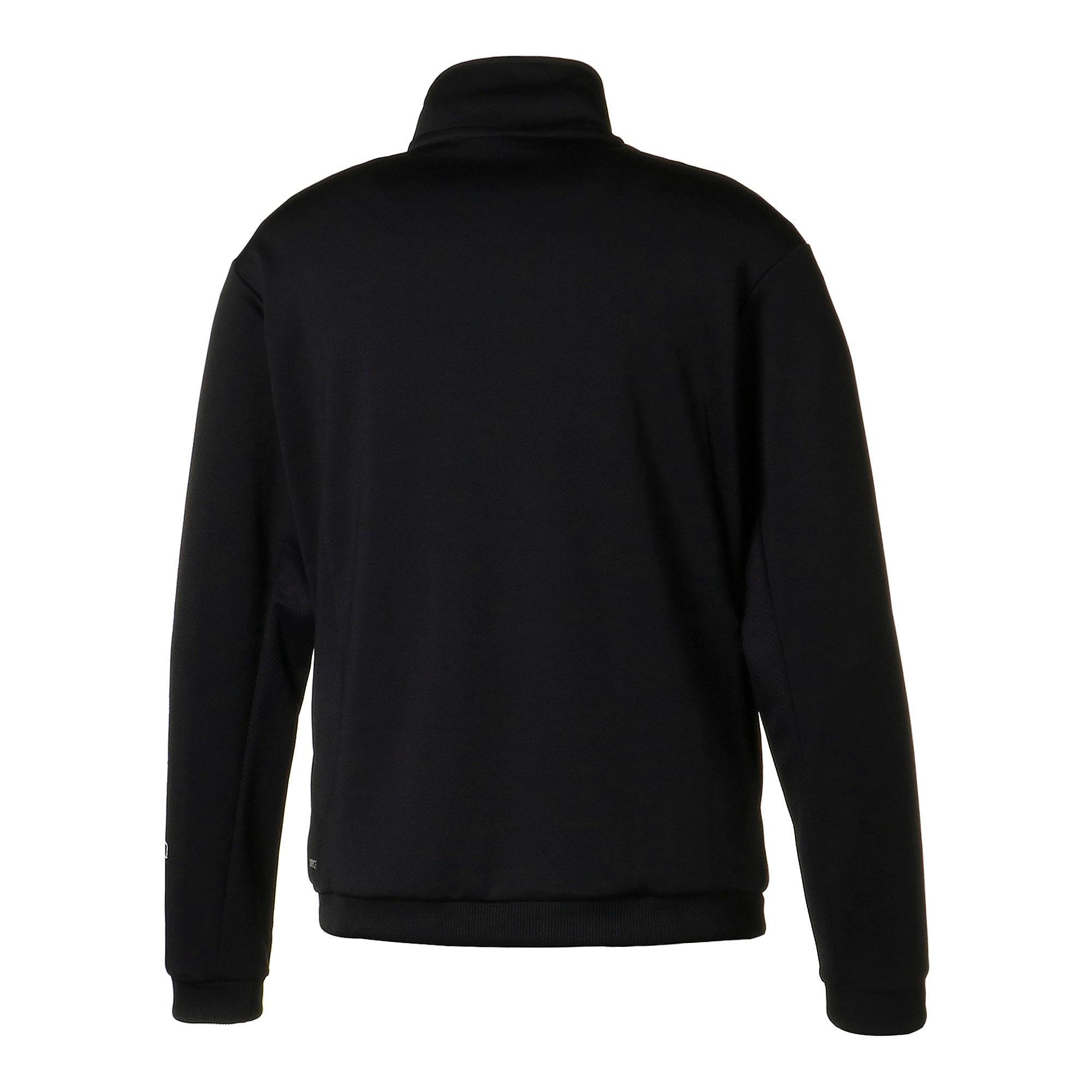 Thumbnail 3 of フィール イット ウィメンズ トレーニング ジャケット, Puma Black, medium-JPN