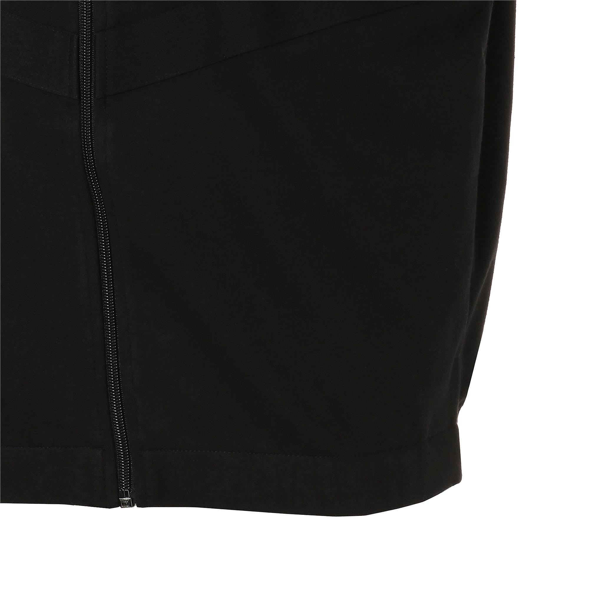 Thumbnail 9 of フィール イット ウィメンズ トレーニング スウェットジャケット, Puma Black, medium-JPN