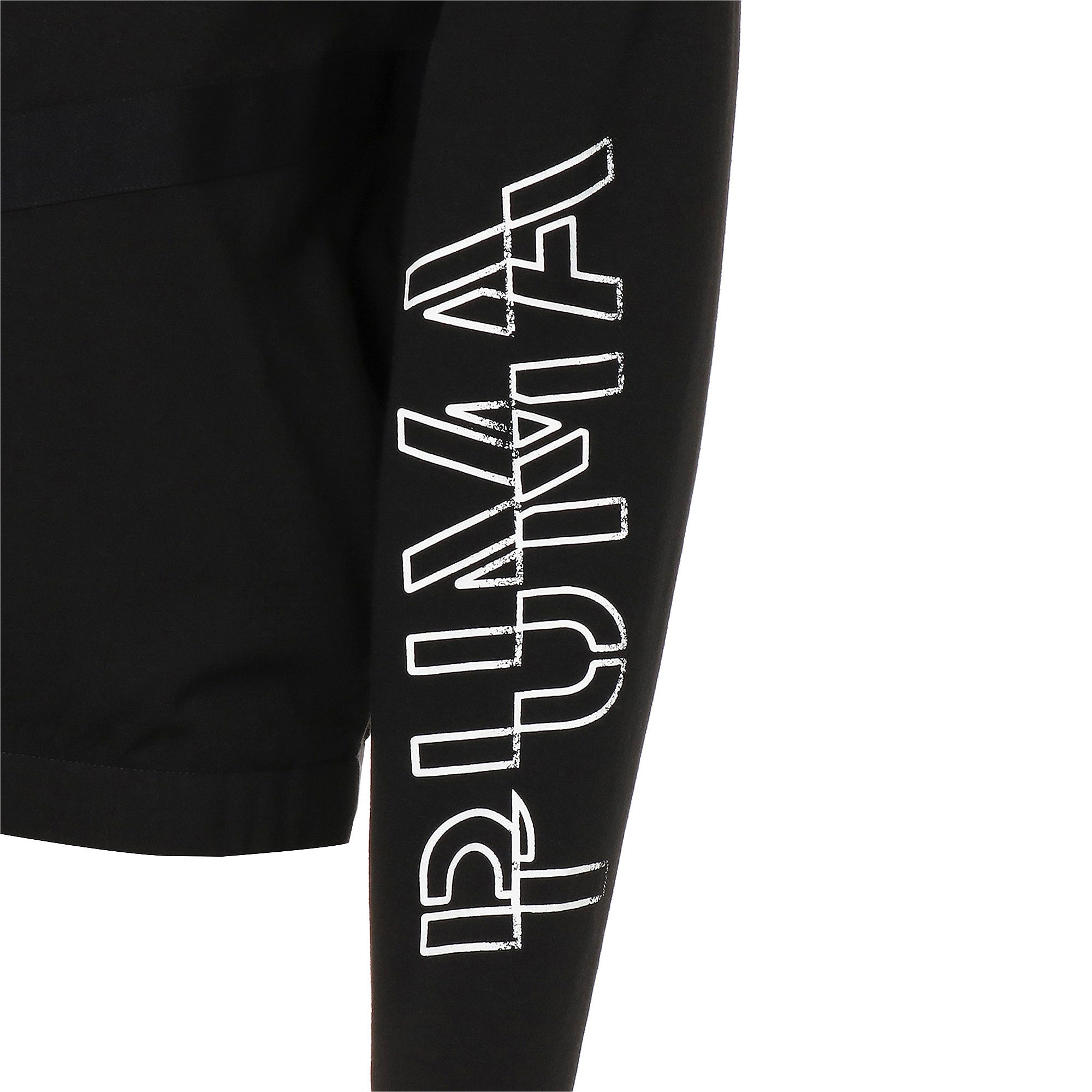 Thumbnail 11 of フィール イット ウィメンズ トレーニング スウェットジャケット, Puma Black, medium-JPN