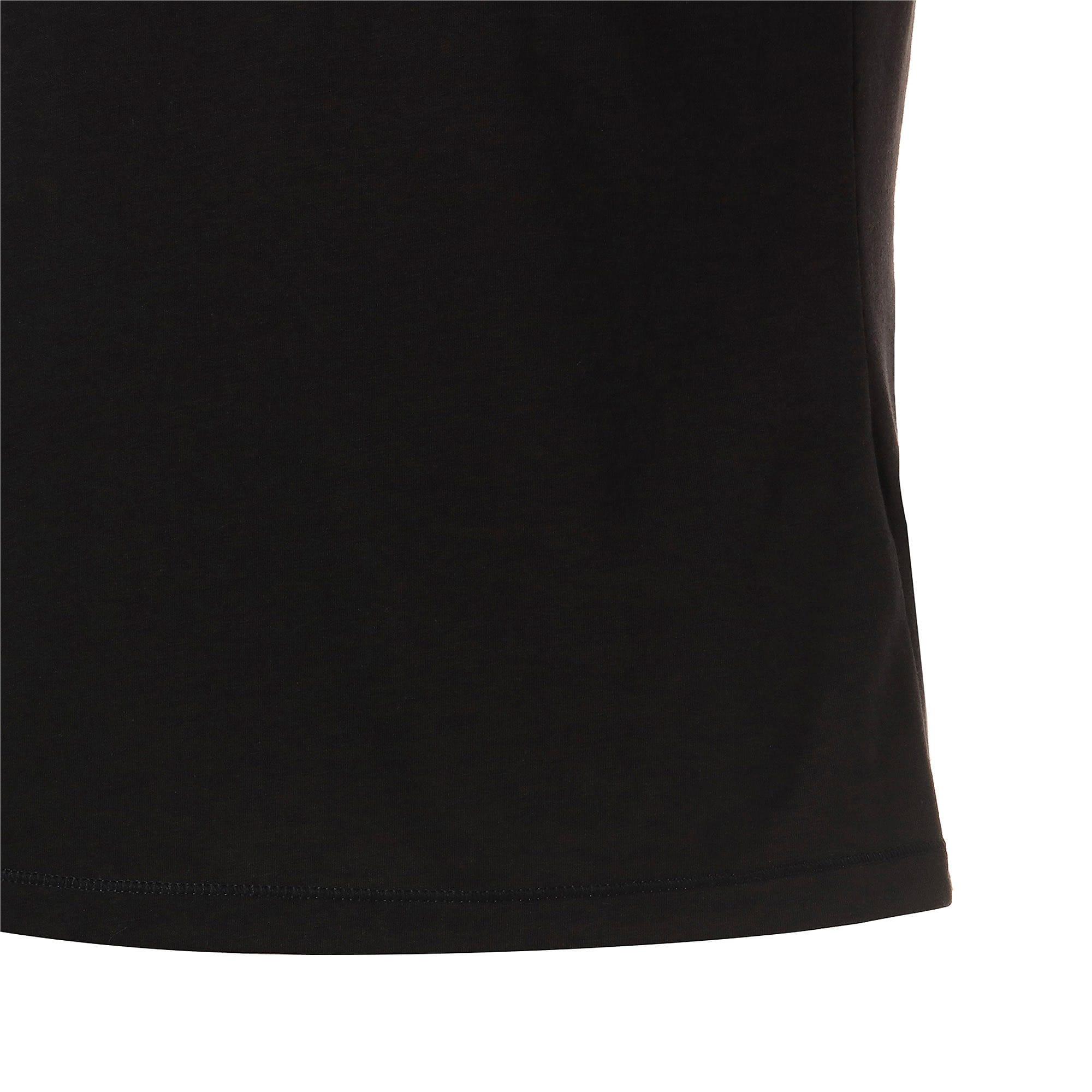 Thumbnail 9 of FAVORITE キャット SS ウィメンズ トレーニング Tシャツ 半袖, Puma Black-CAT Q3, medium-JPN