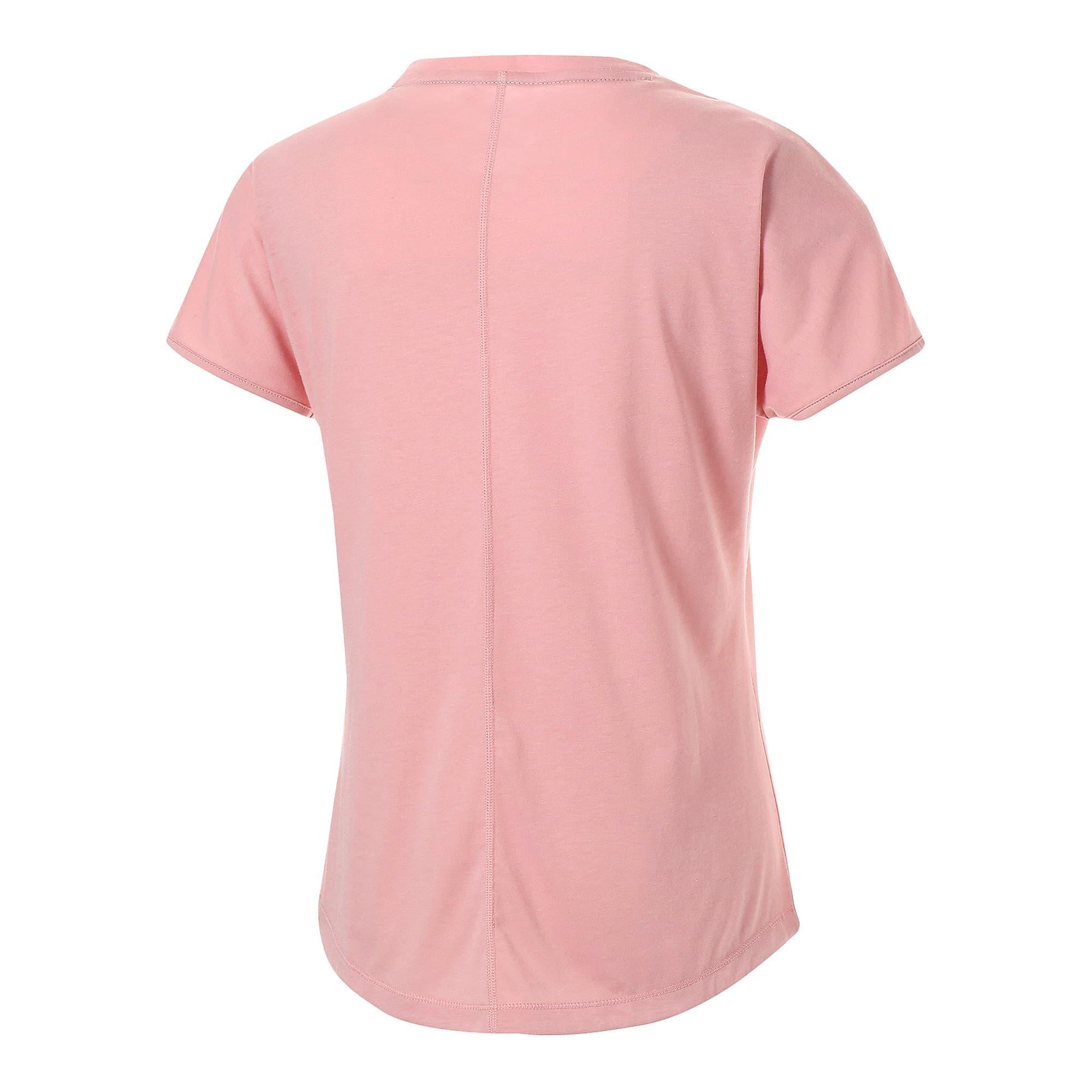 Thumbnail 6 of FAVORITE キャット SS ウィメンズ トレーニング Tシャツ 半袖, Bridal Rose, medium-JPN