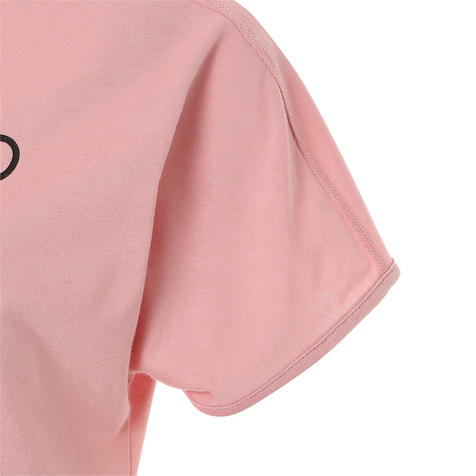 Thumbnail 8 of FAVORITE キャット SS ウィメンズ トレーニング Tシャツ 半袖, Bridal Rose, medium-JPN