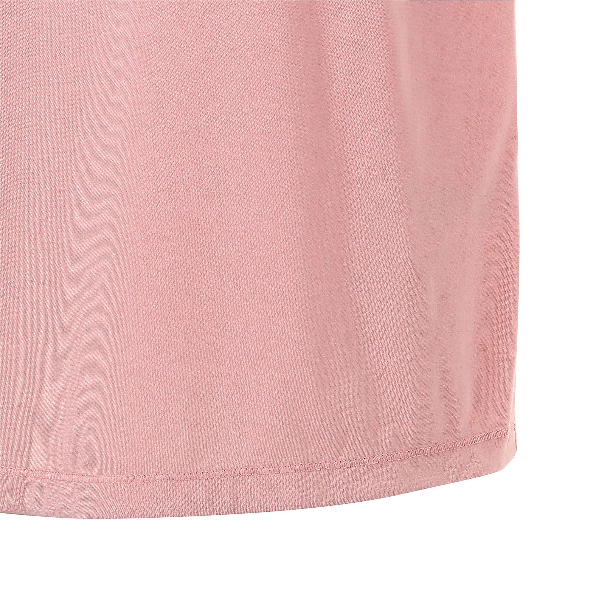 Thumbnail 9 of FAVORITE キャット SS ウィメンズ トレーニング Tシャツ 半袖, Bridal Rose, medium-JPN