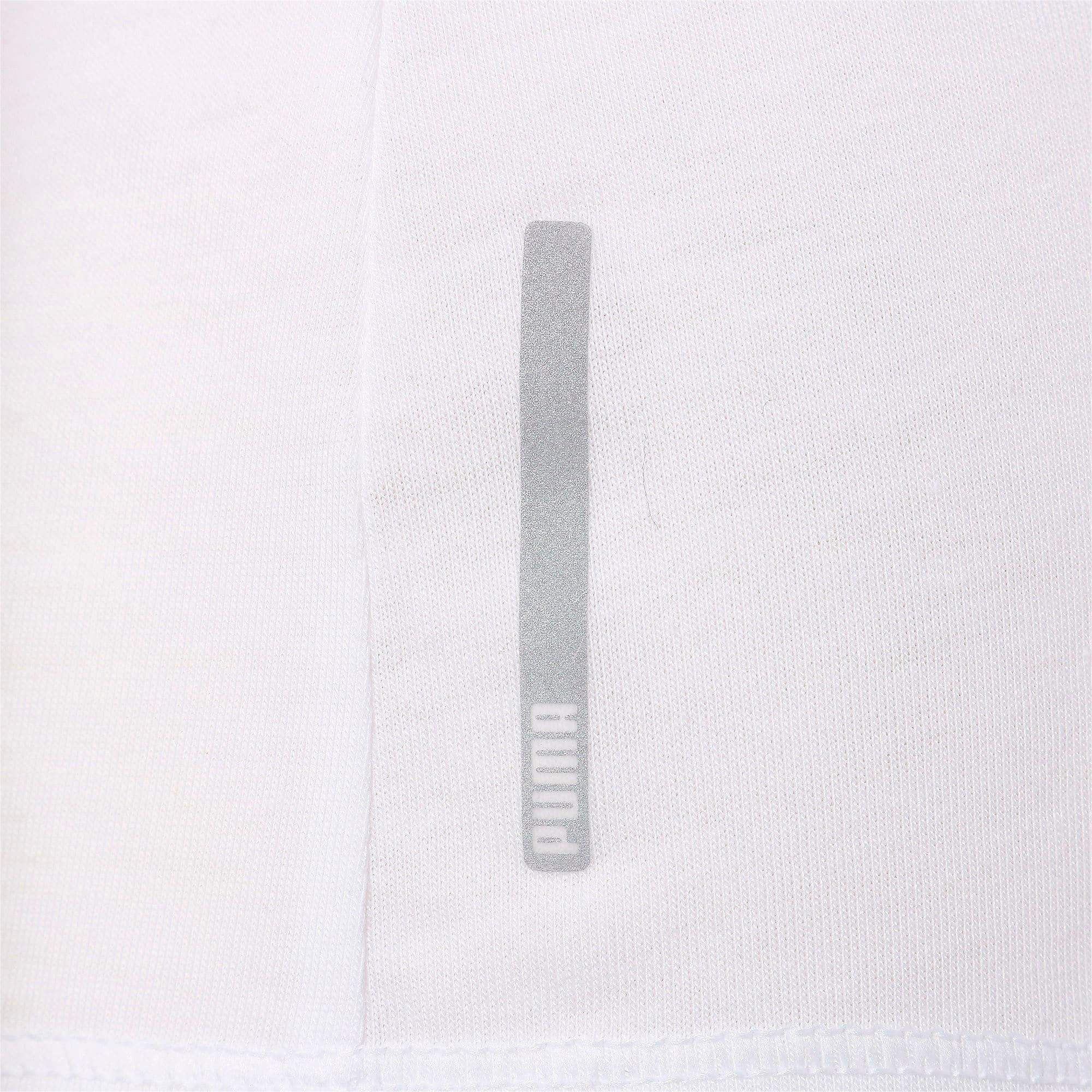 Thumbnail 10 of FAVORITE キャット SS ウィメンズ トレーニング Tシャツ 半袖, Puma White-CAT Q3, medium-JPN