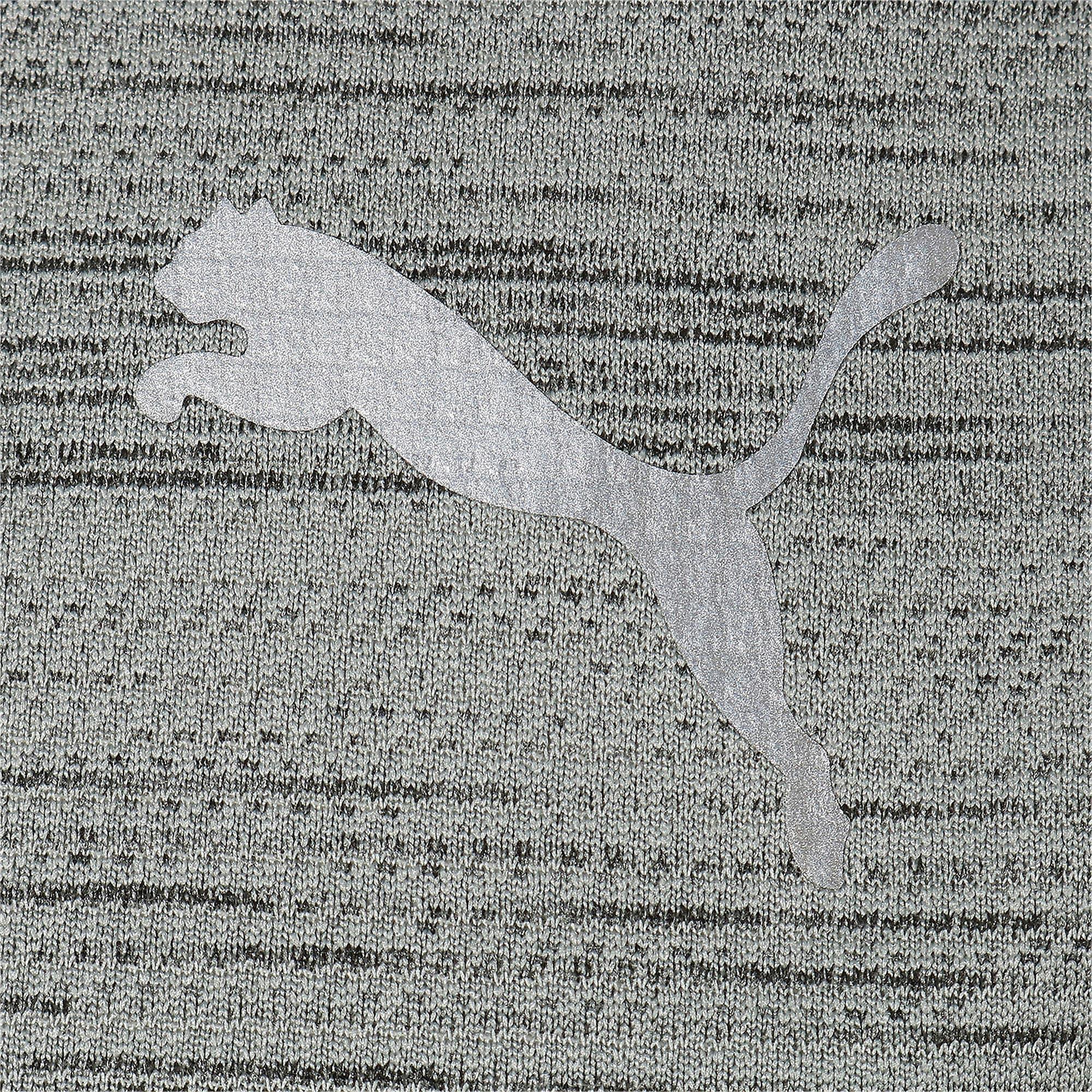 Thumbnail 7 of LAST LAP ヘザー SS ランニング Tシャツ 半袖, Medium Gray Heather, medium-JPN