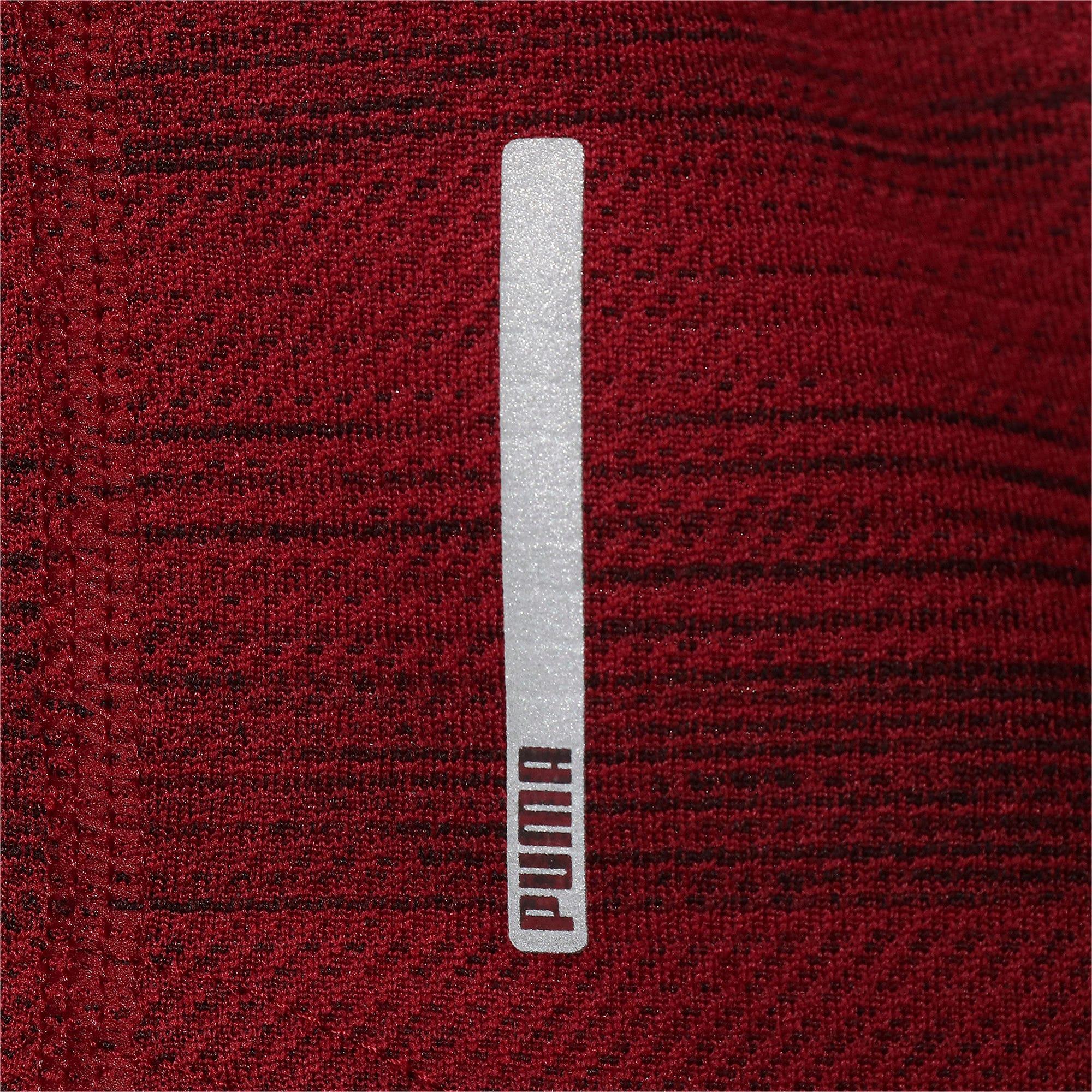 Thumbnail 11 of LAST LAP ヘザー SS ランニング Tシャツ 半袖, Rhubarb Heather, medium-JPN