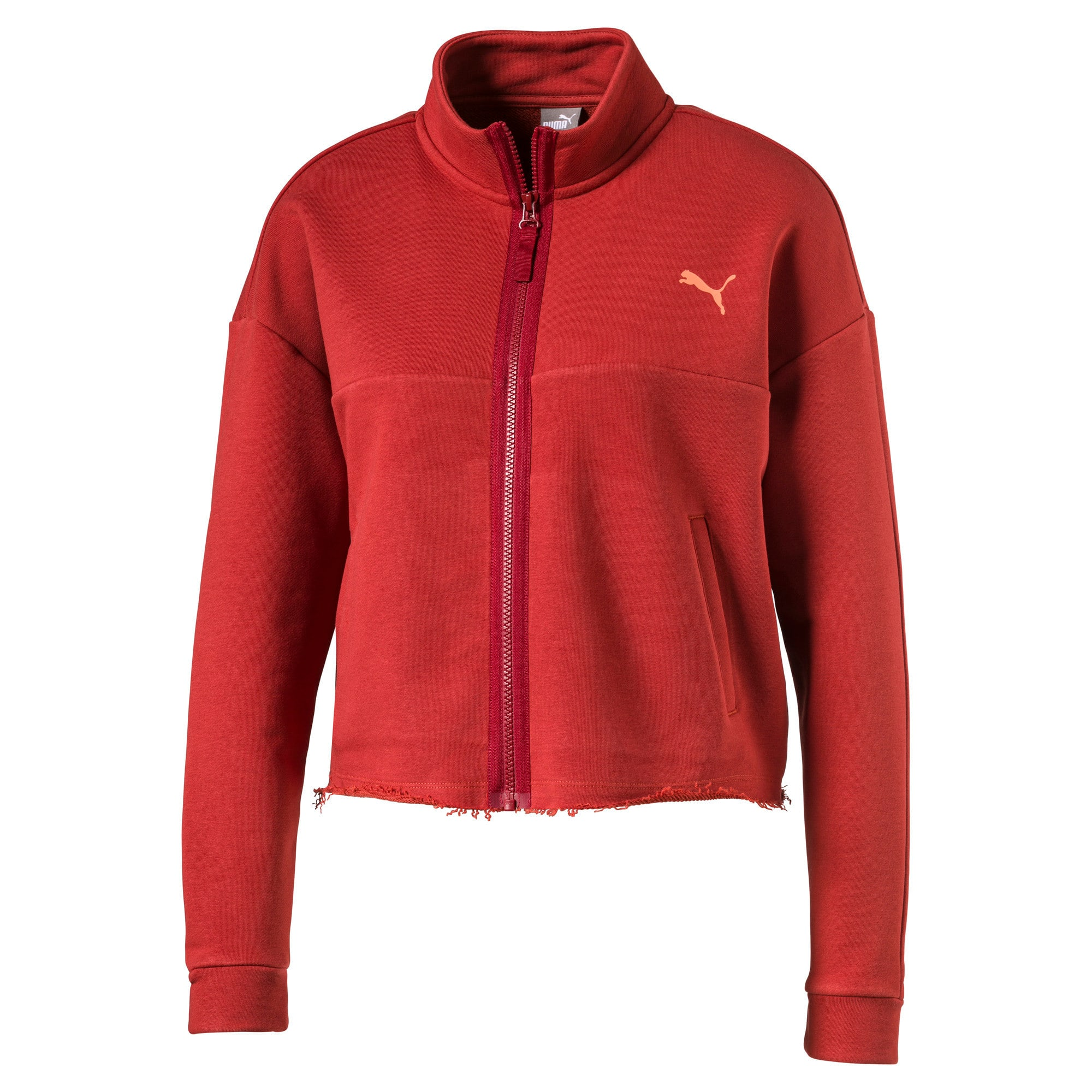 Anteprima 1 di Women's Sweat Jacket, Bossa Nova, medio