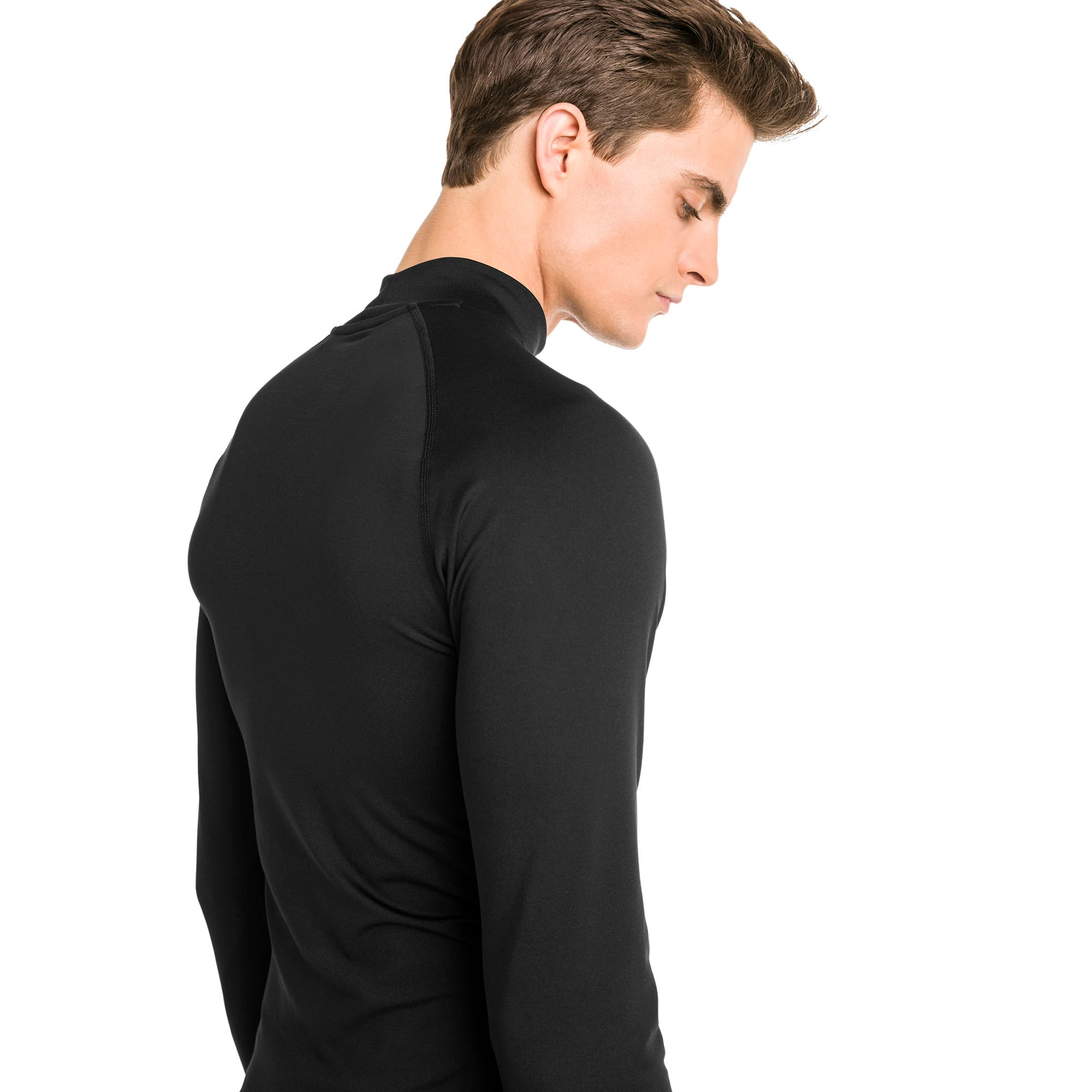 Thumbnail 2 of Golf Men's Baselayer, Puma Black, medium