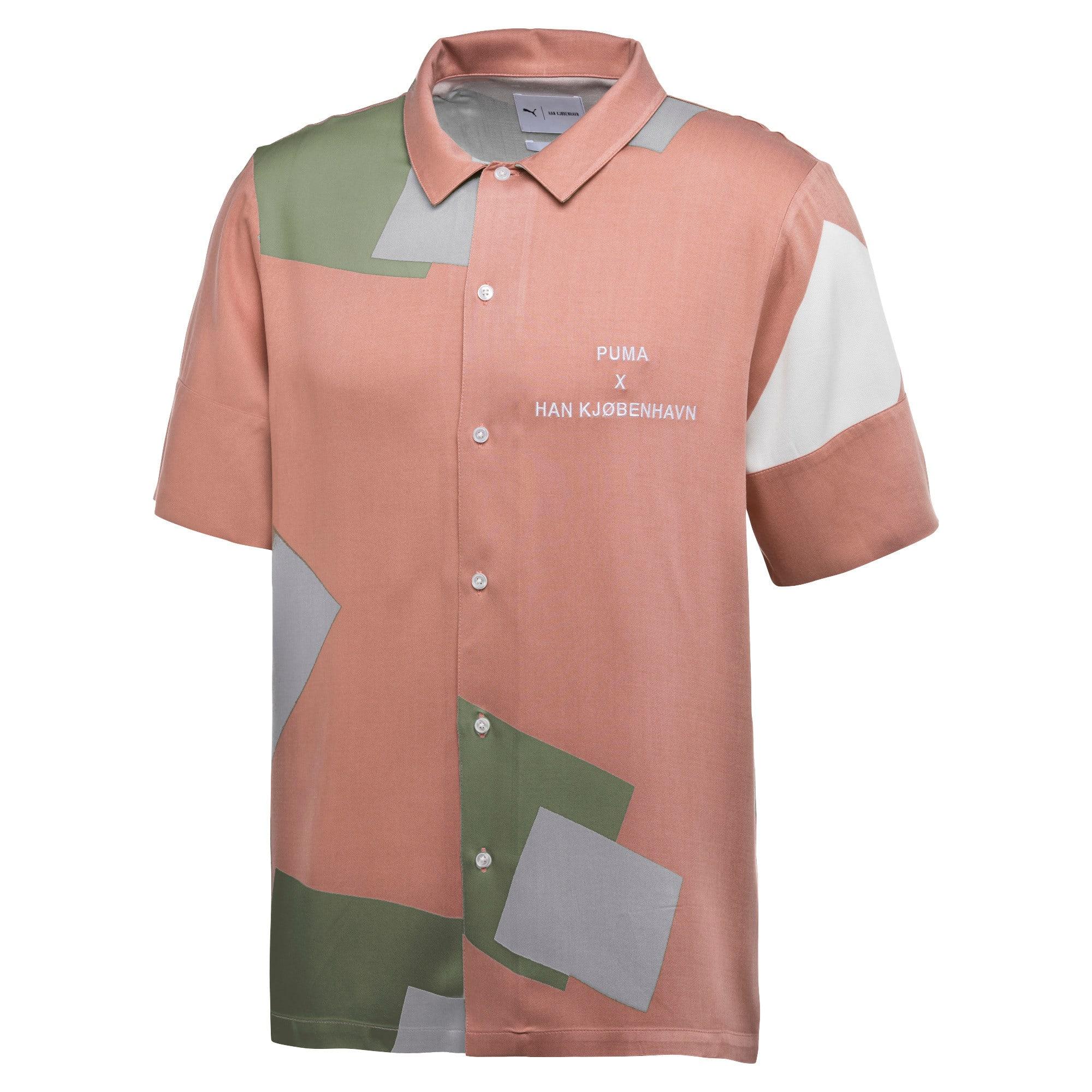 chemise puma homme
