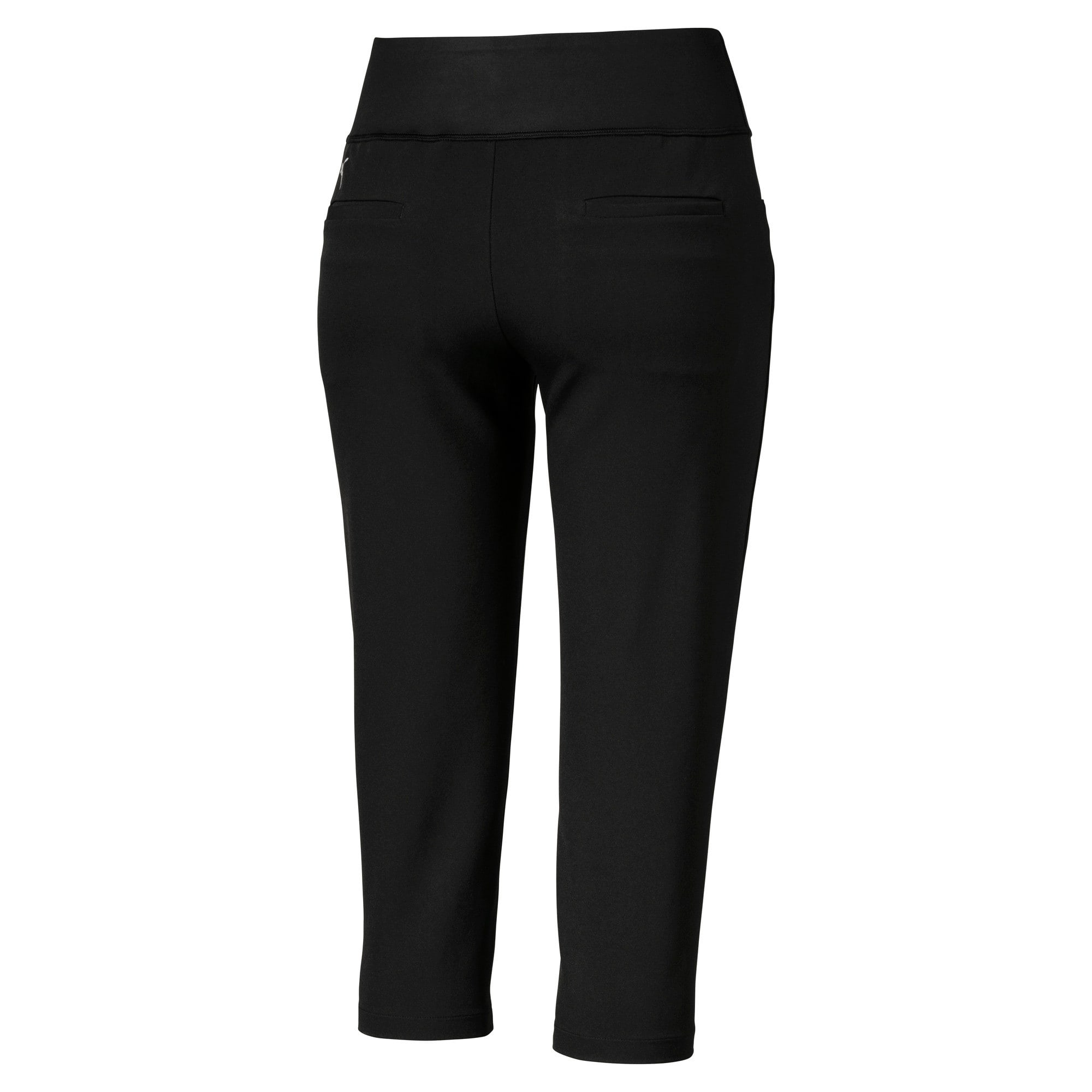 Thumbnail 2 of Golf Damen PWRSHAPE Caprihose, Puma Black, medium