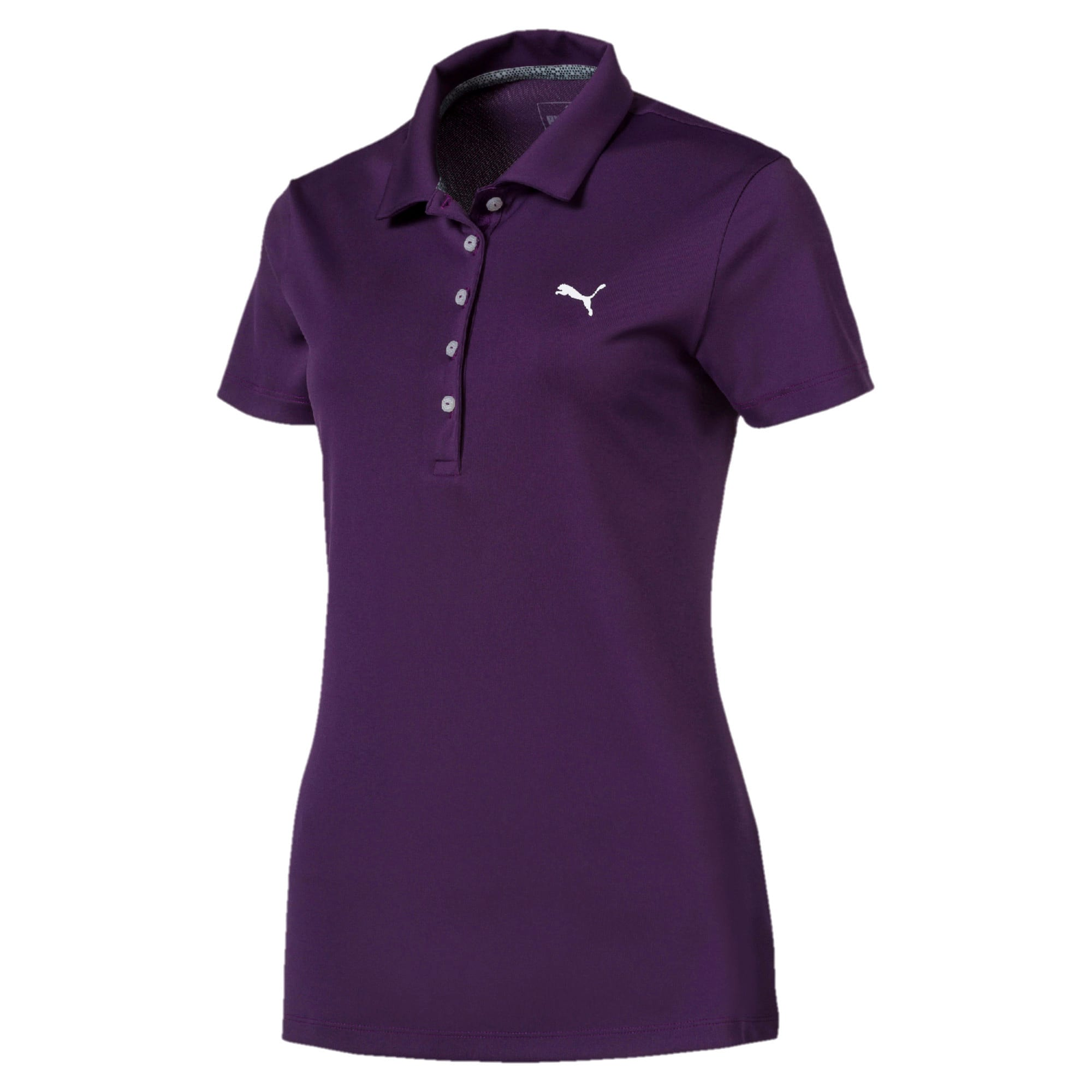 Thumbnail 4 of Golf Women's Pounce Polo, Indigo, medium