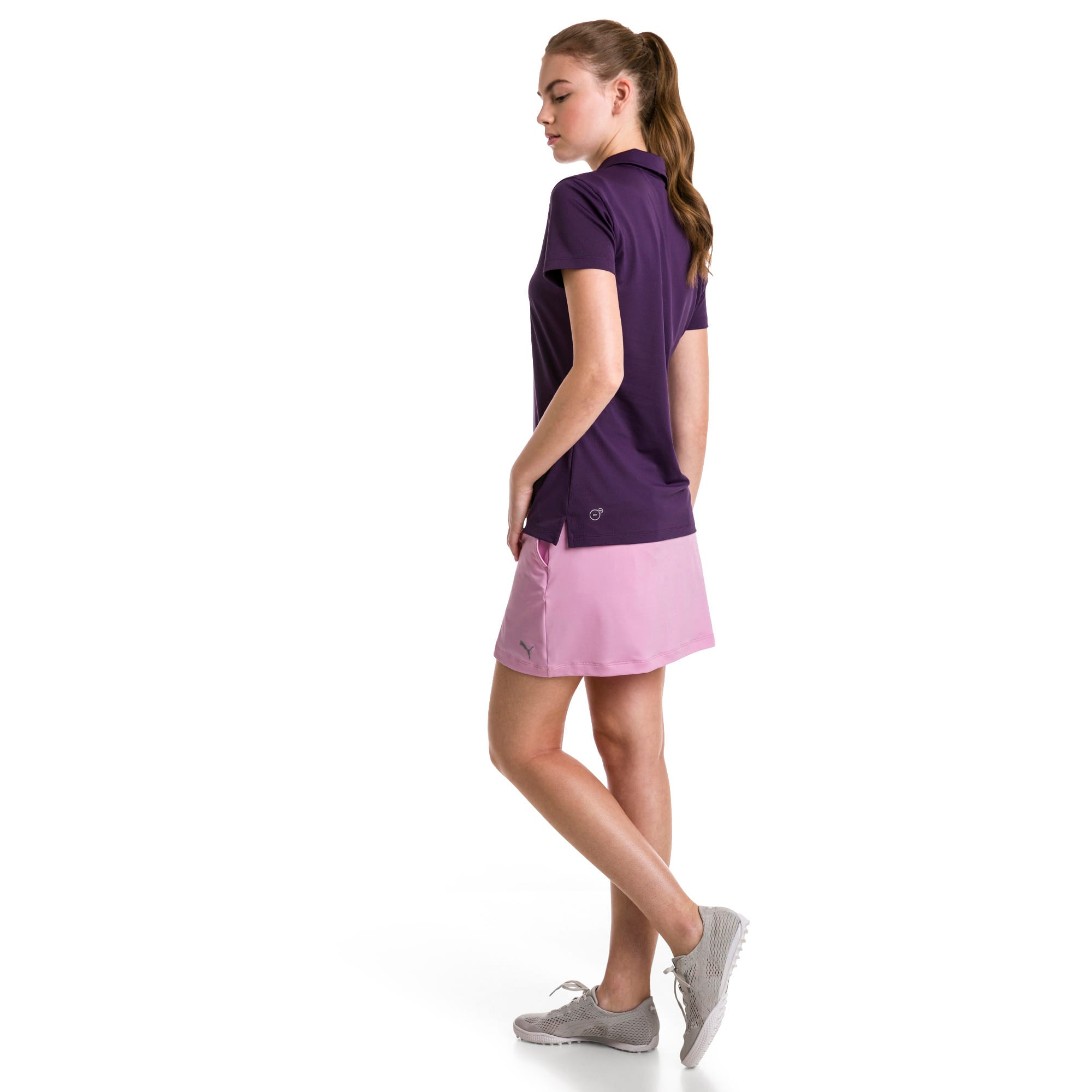 Thumbnail 2 of Golf Women's Pounce Polo, Indigo, medium