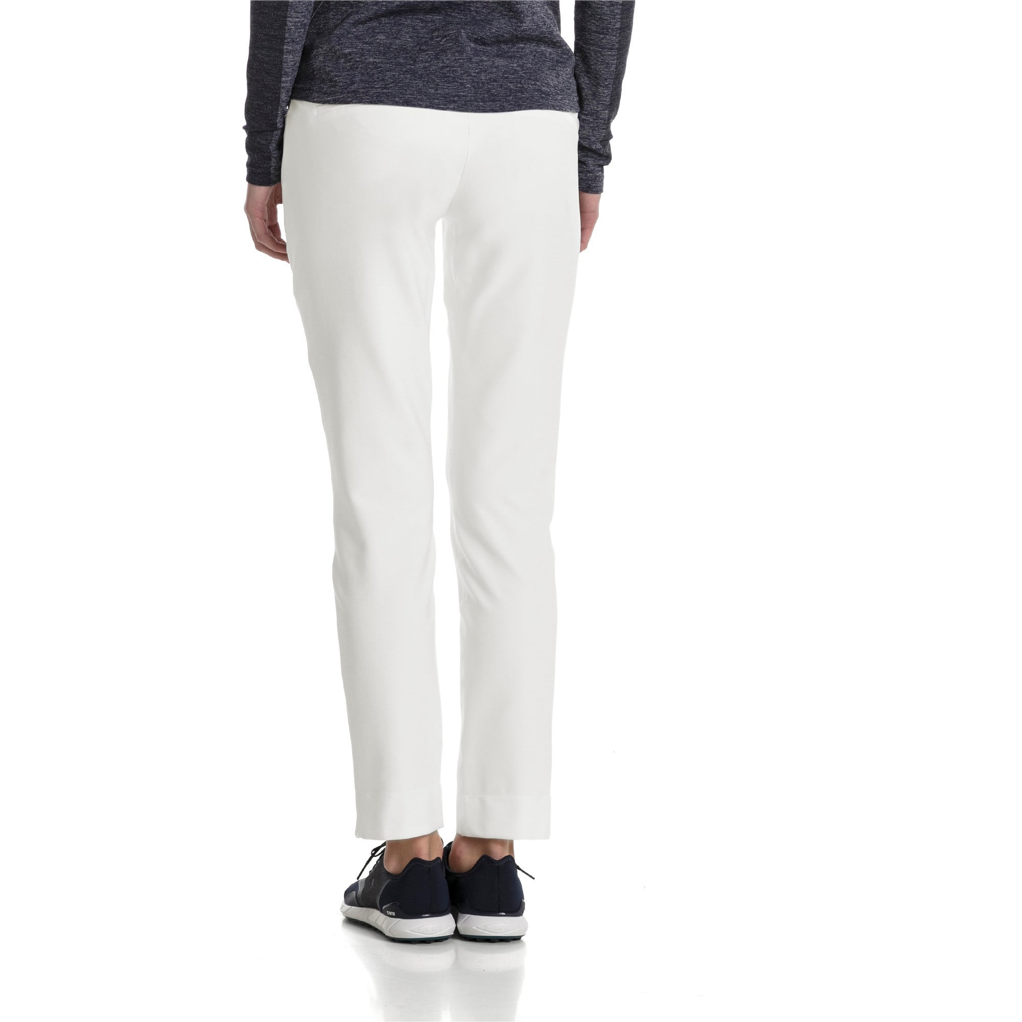 Golf Women's PWRSHAPE Pull On Pants, Bright White, large