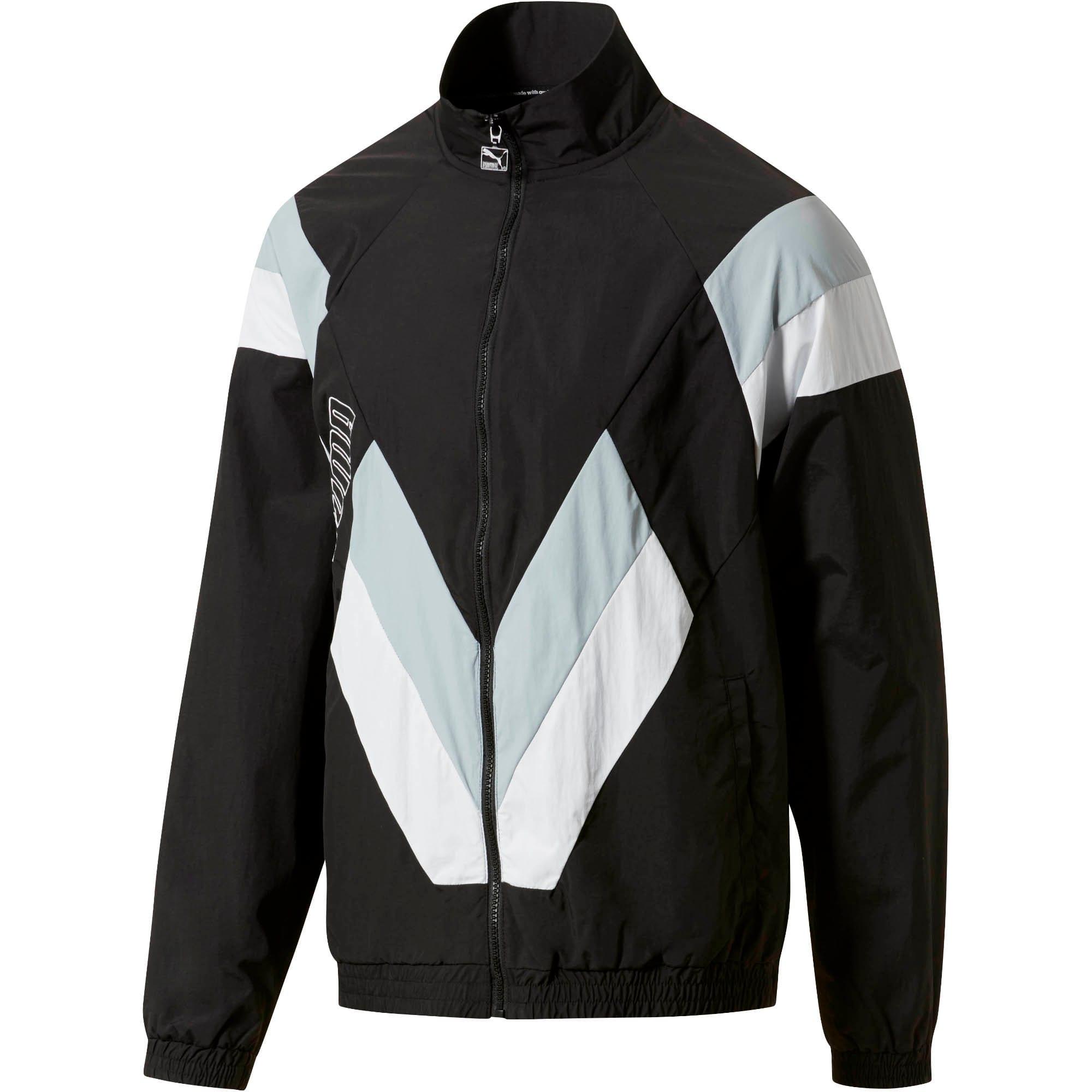 Thumbnail 1 of Heritage Men's Jacket, Puma Black, medium