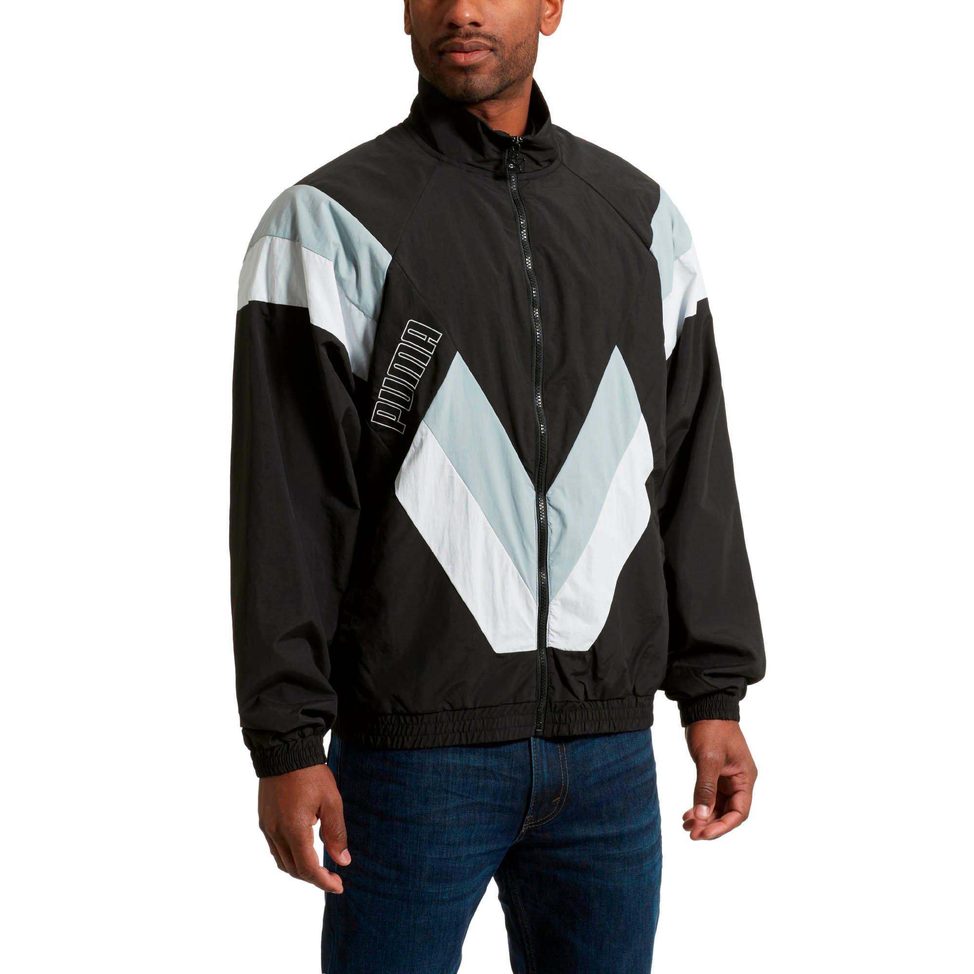 Thumbnail 2 of Heritage Men's Jacket, Puma Black, medium