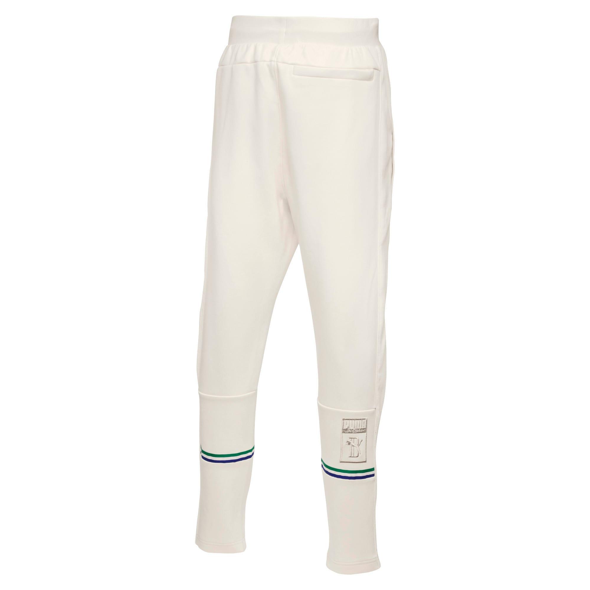 Thumbnail 4 of PUMA x BIG SEAN T7 Track Pants, Whisper White, medium