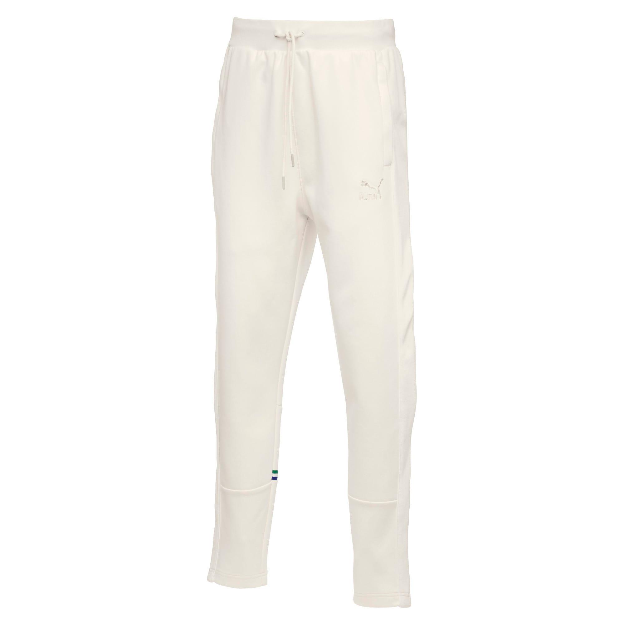 Thumbnail 1 of PUMA x BIG SEAN T7 Track Pants, Whisper White, medium