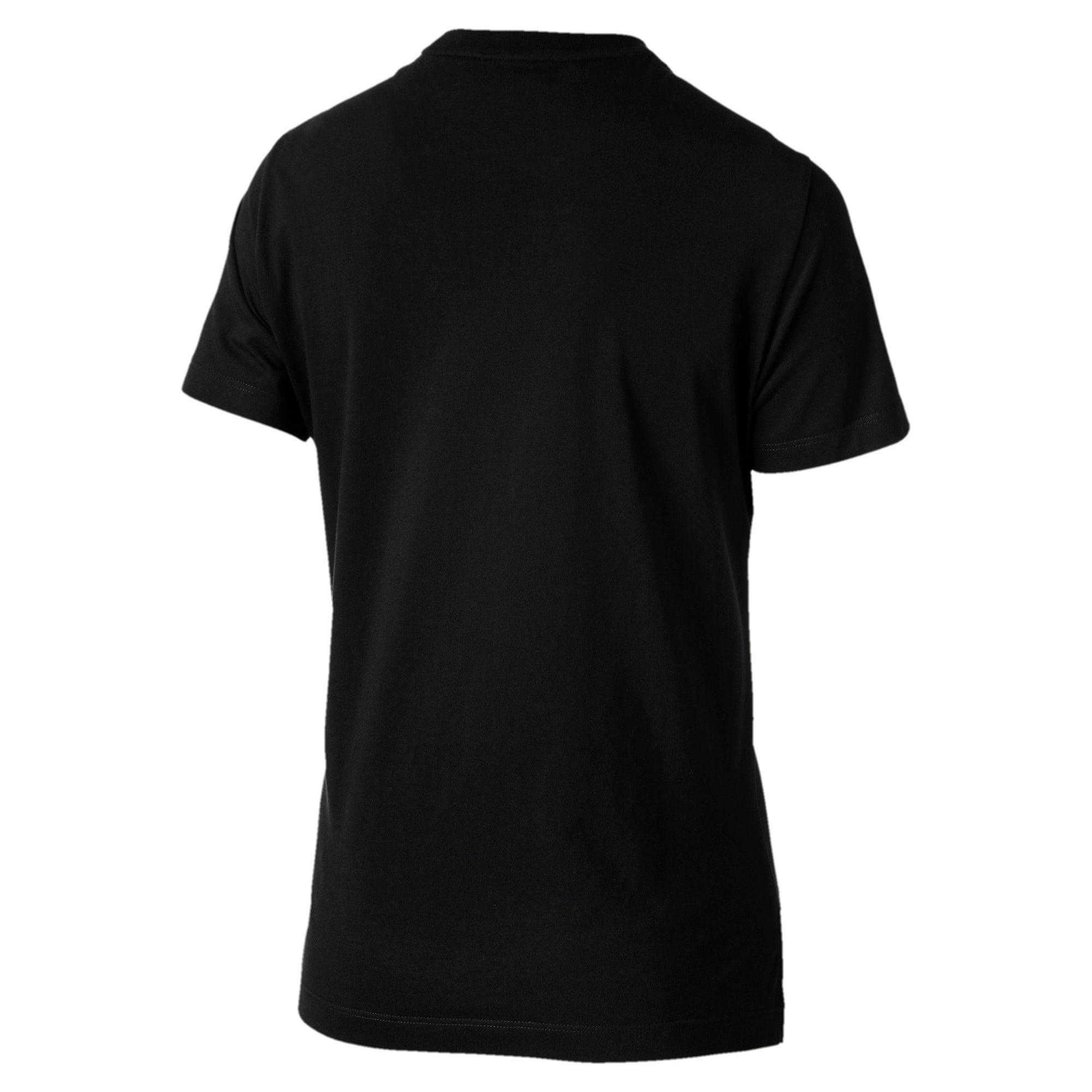 Thumbnail 4 of Classics Logo Women's T-Shirt, Cotton Black, medium