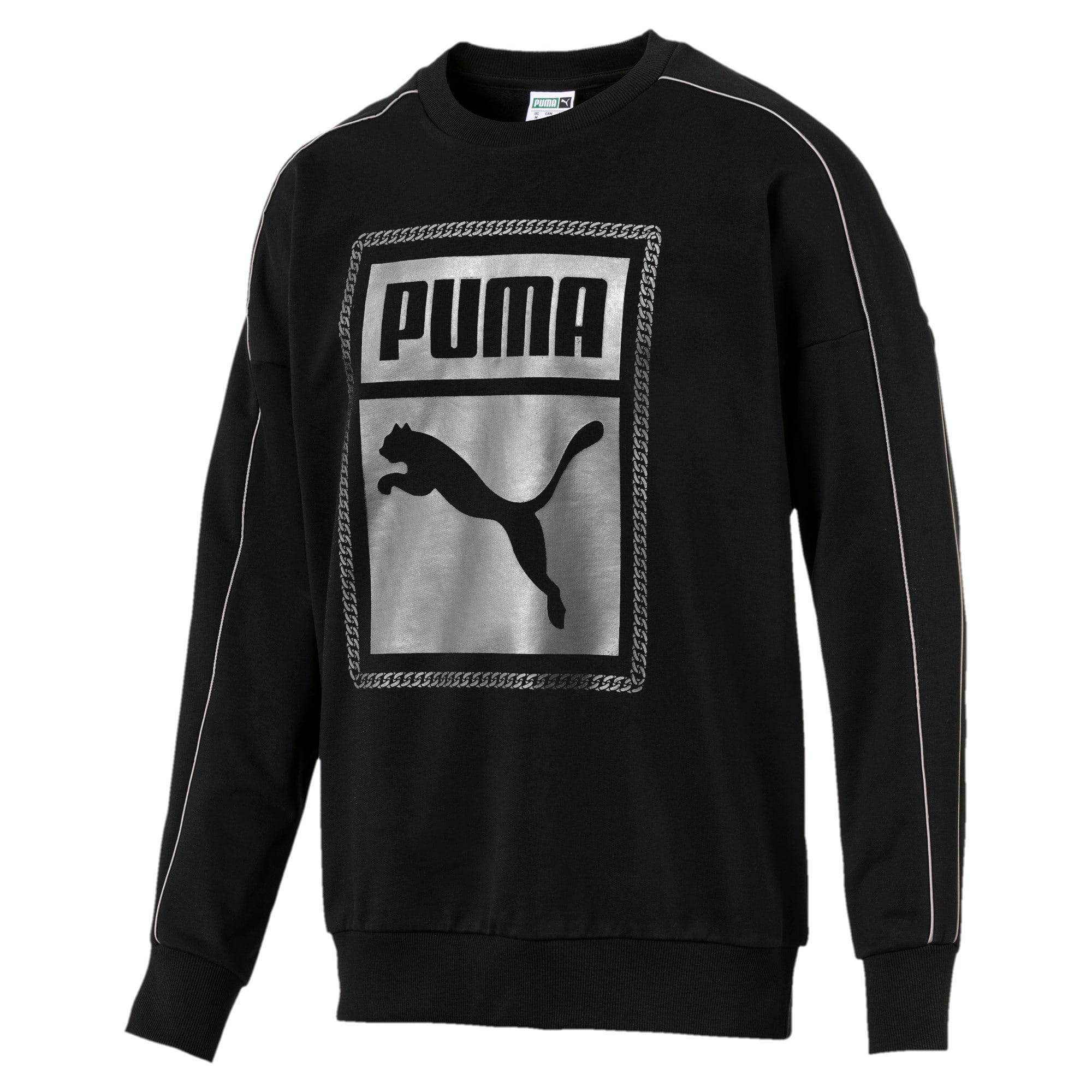 Thumbnail 1 of Chains Crew, Puma Black-2, medium