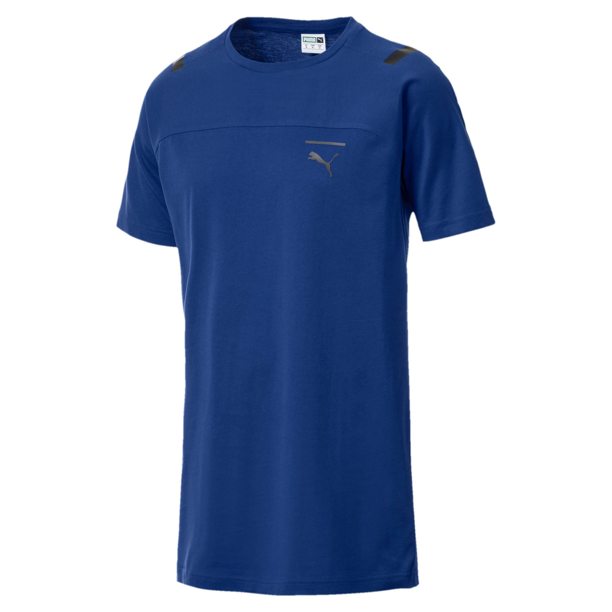 Thumbnail 1 of Pace Men's Tee, Sodalite Blue, medium