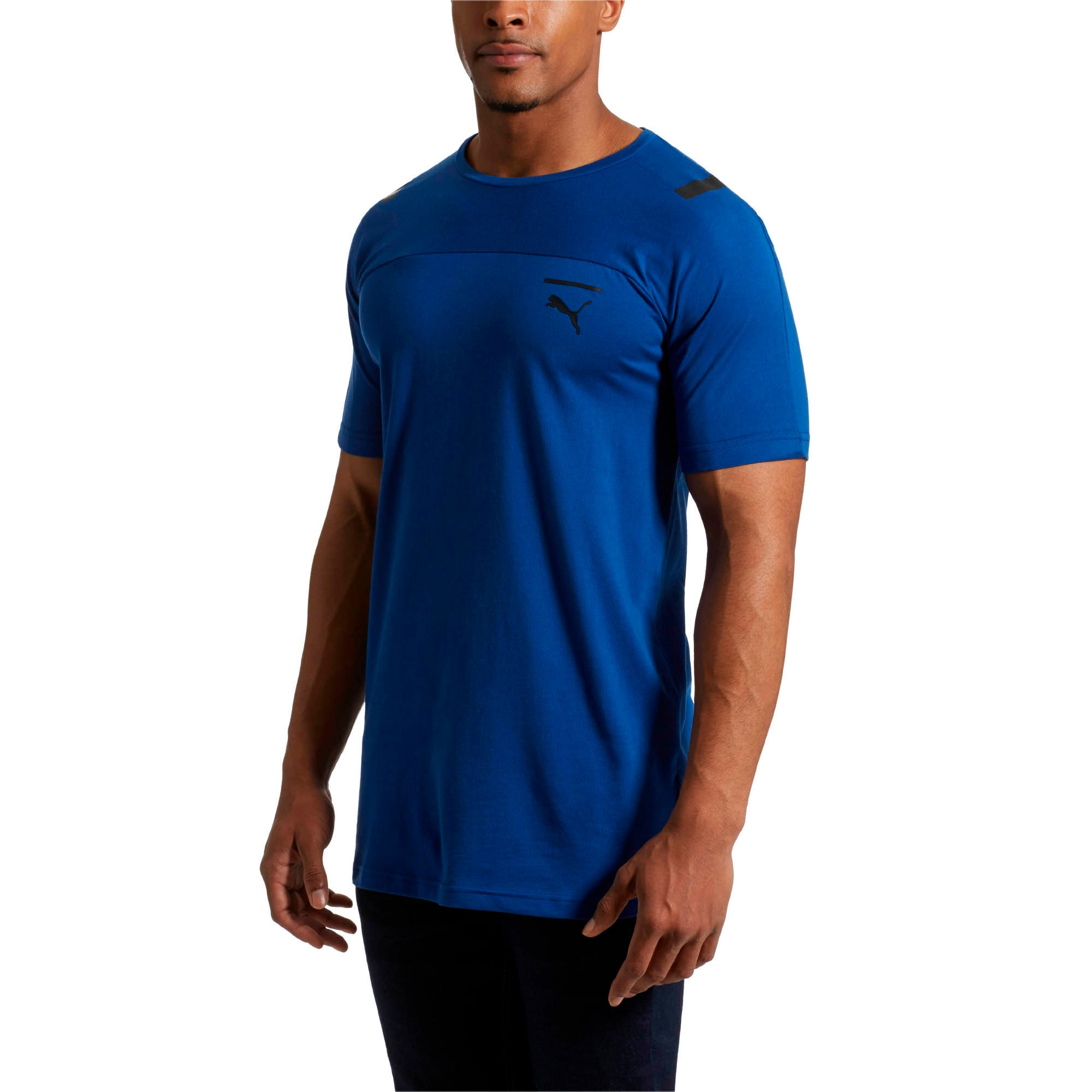 Thumbnail 2 of Pace Men's Tee, Sodalite Blue, medium