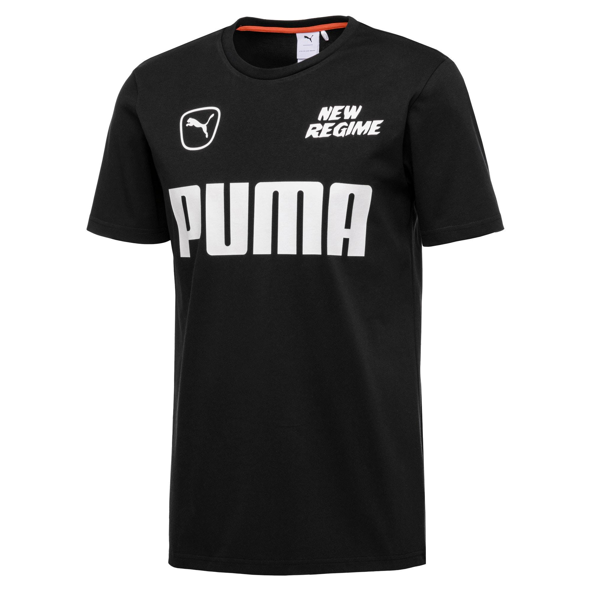 Thumbnail 1 of PUMA x ATELIER NEW REGIME Men's Tee, Puma Black, medium