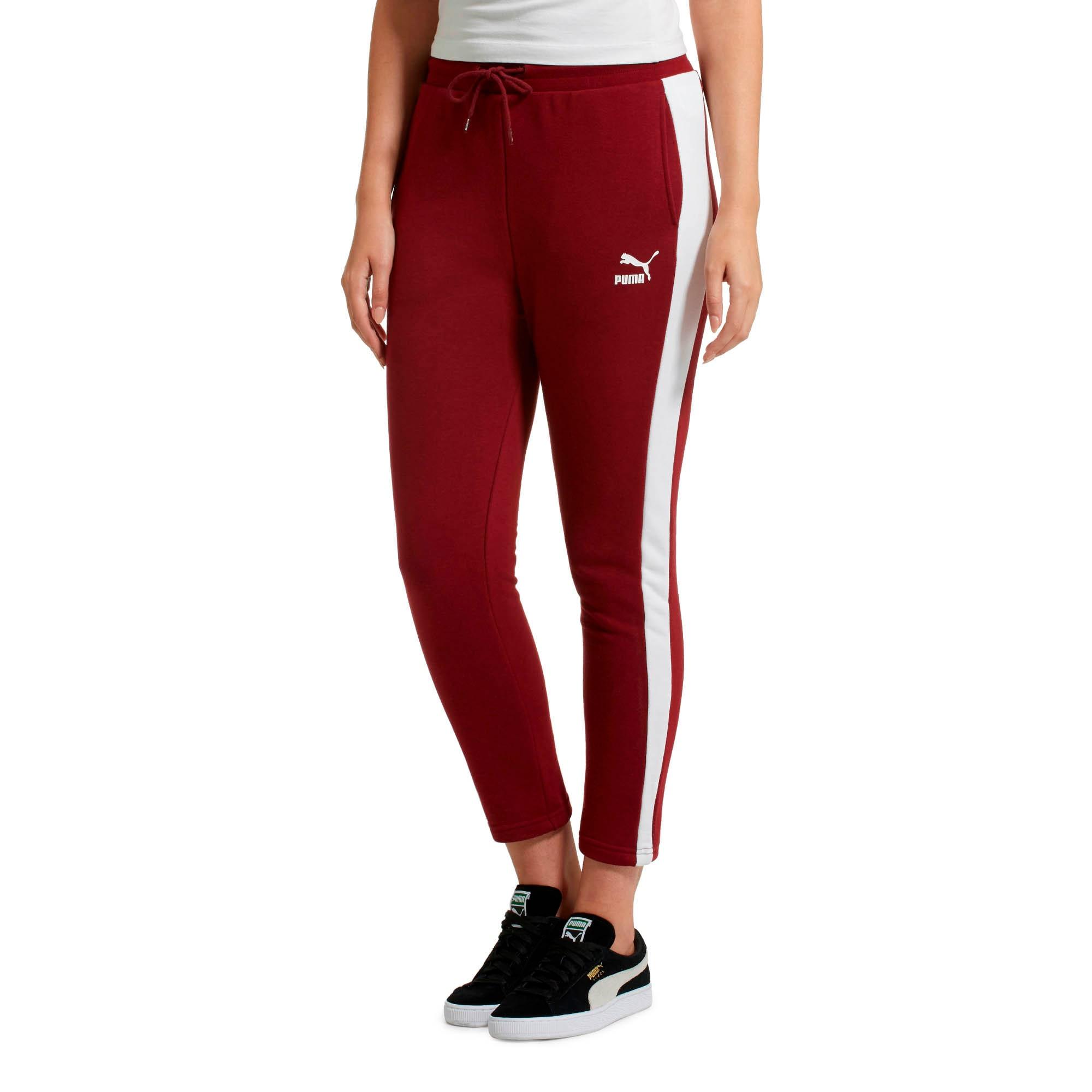 Thumbnail 2 of Classics T7 Women's Track Pants, Pomegranate, medium