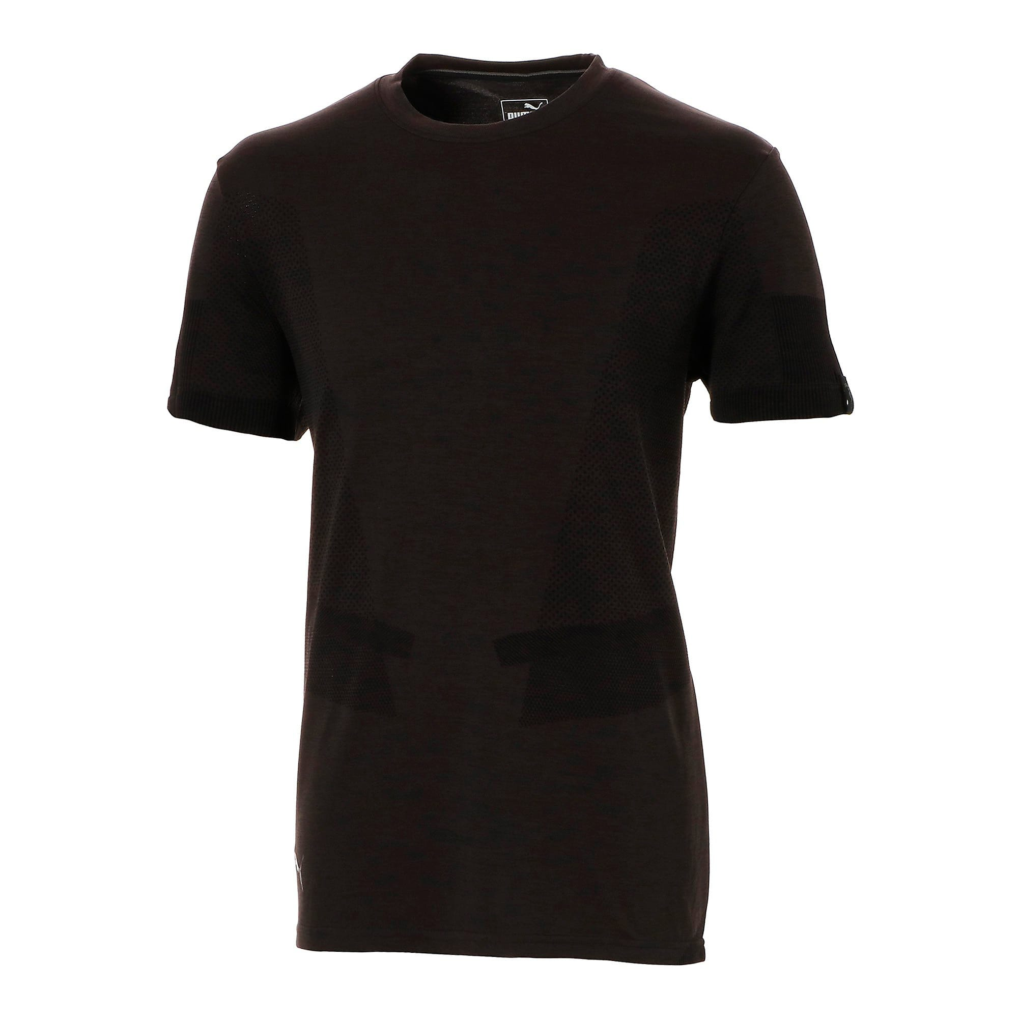 Miniatura 1 de Camiseta Scuderia FerrarievoKNIT para hombre, Puma Black, mediano