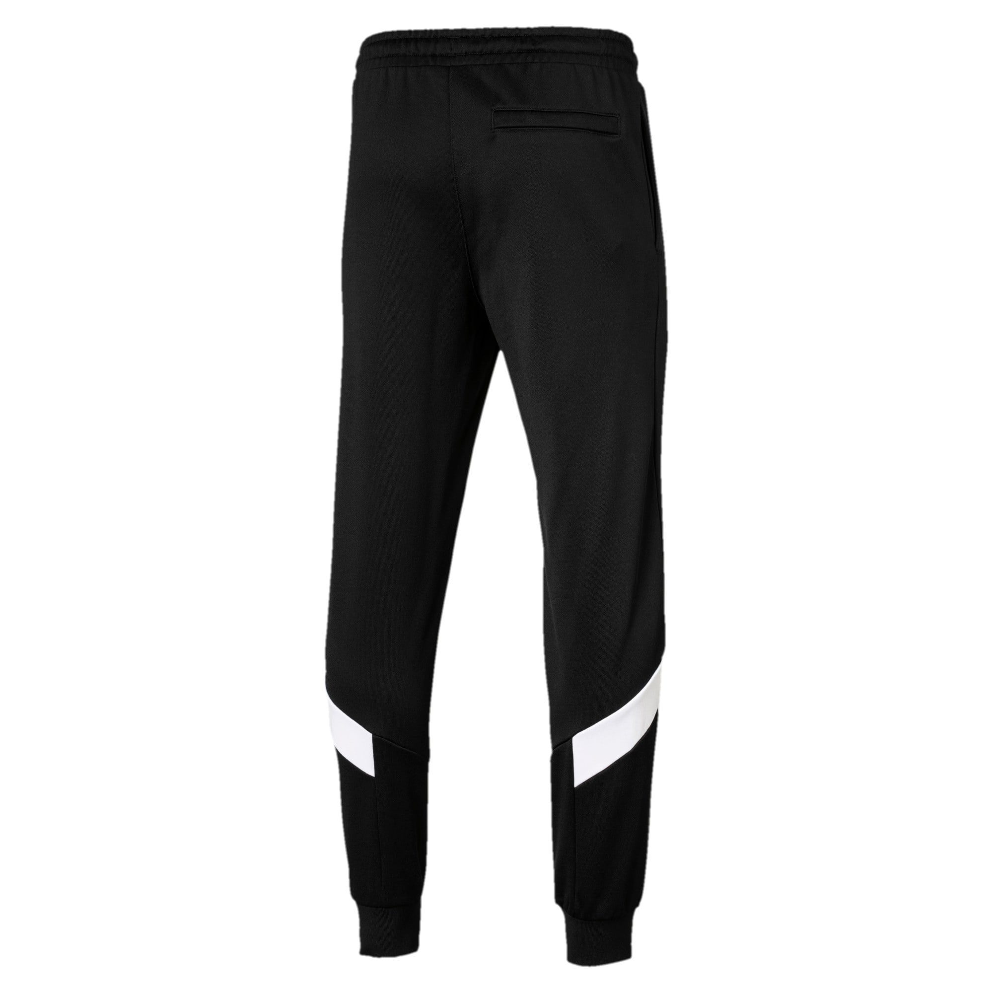 Thumbnail 4 of MCS Men's Track Pants, Puma Black-1, medium