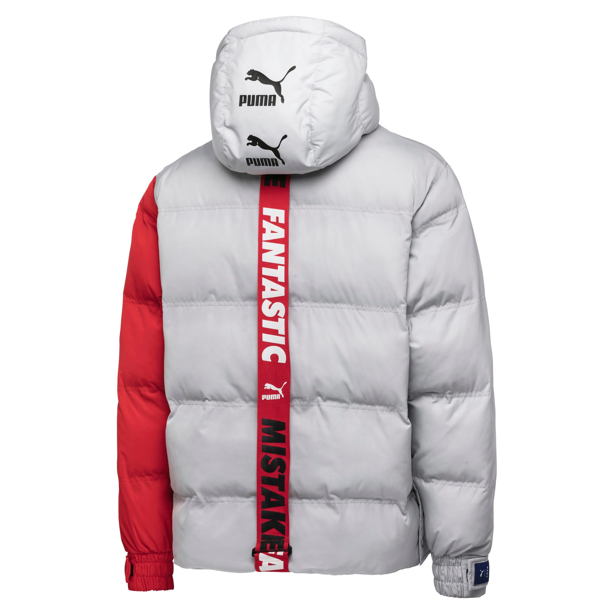 Thumbnail 4 of PUMA x ADER ERROR Hooded Button-Up Unisex Padded Jacket, High Rise, medium