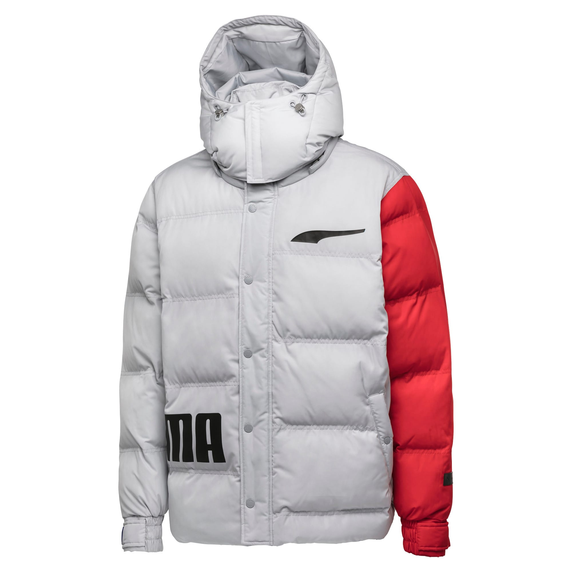 Thumbnail 1 of PUMA x ADER ERROR Hooded Button-Up Unisex Padded Jacket, High Rise, medium