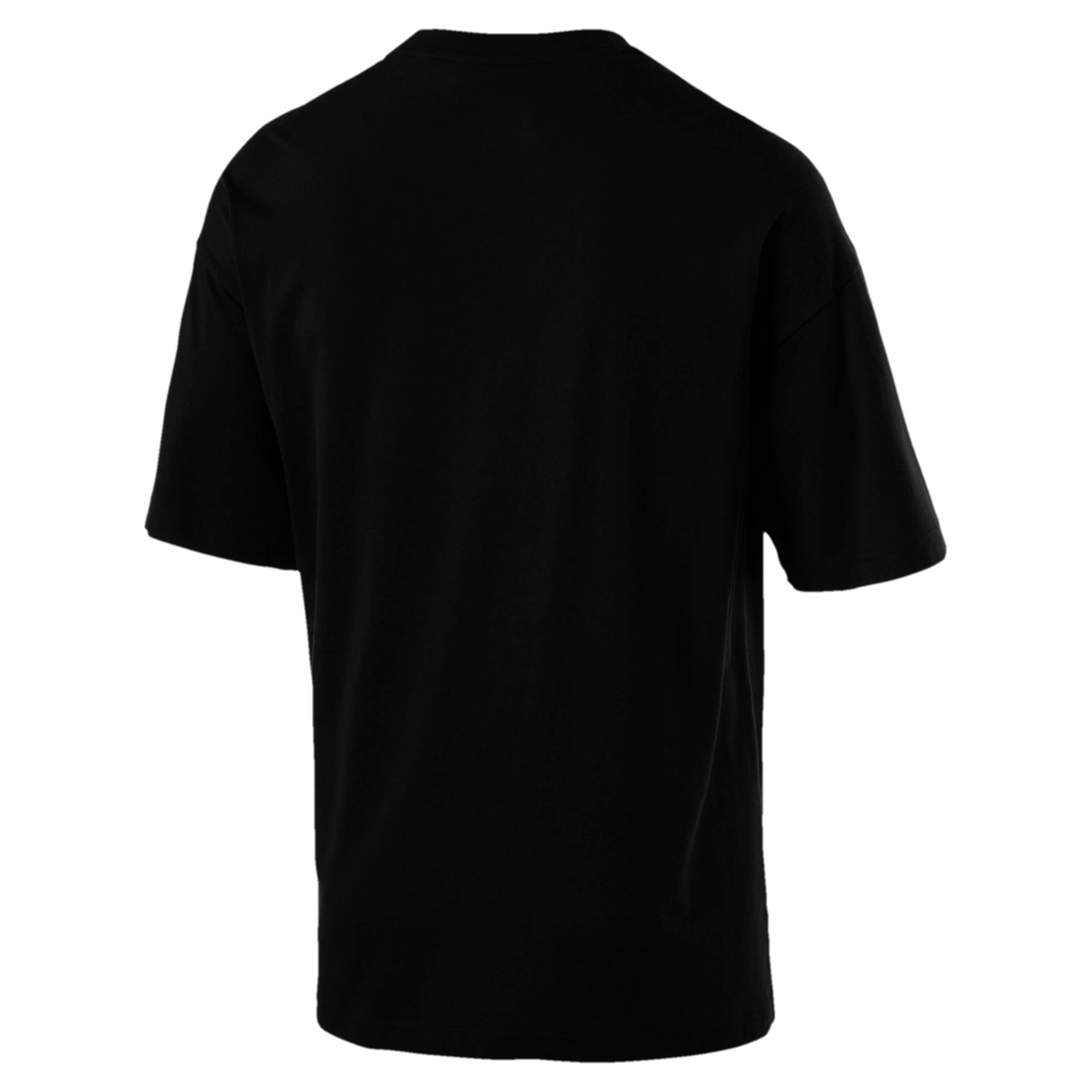 Thumbnail 2 of Chains Men's Tee, Puma Black-1, medium