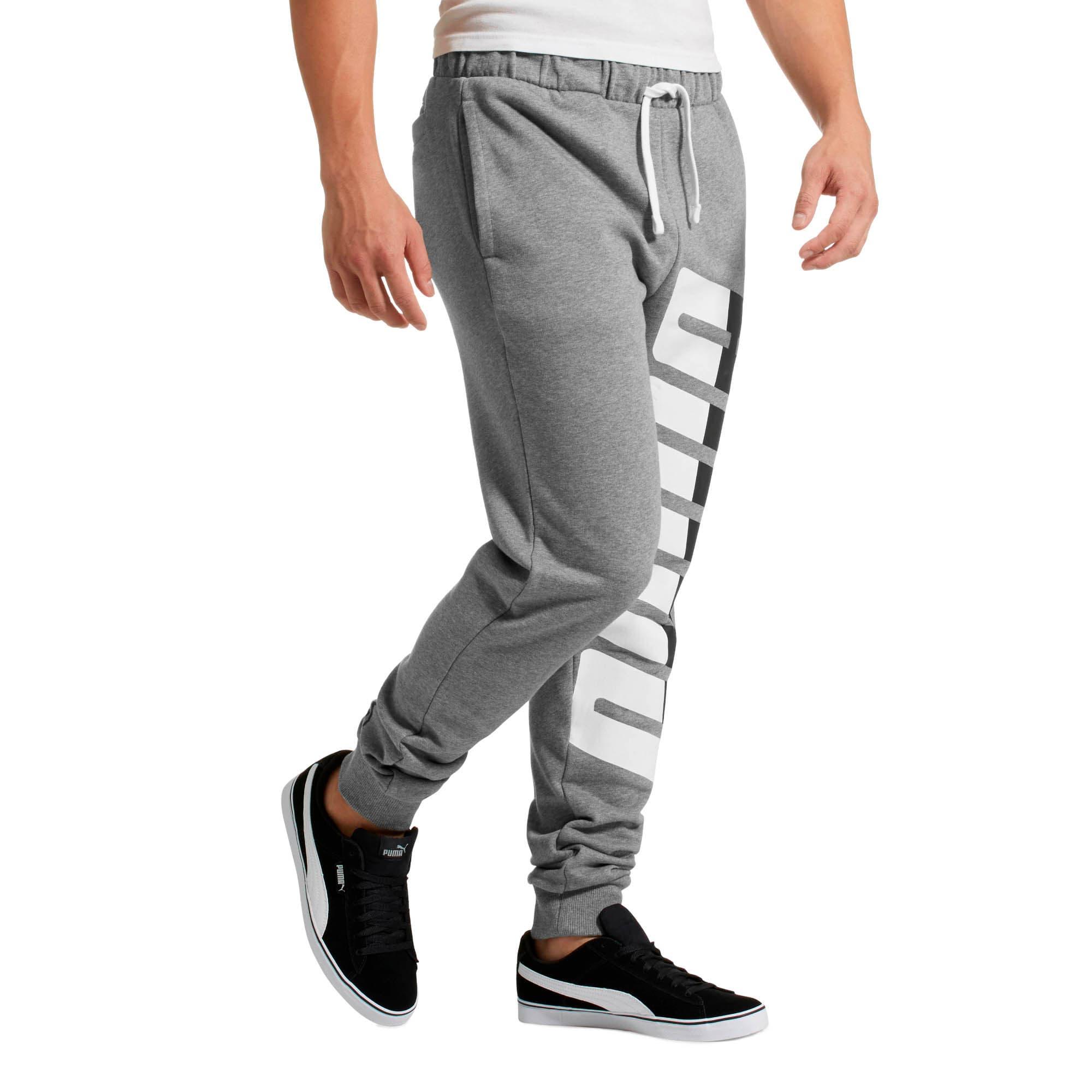 Thumbnail 2 of Men's Loud Pants, Medium Gray Heather, medium