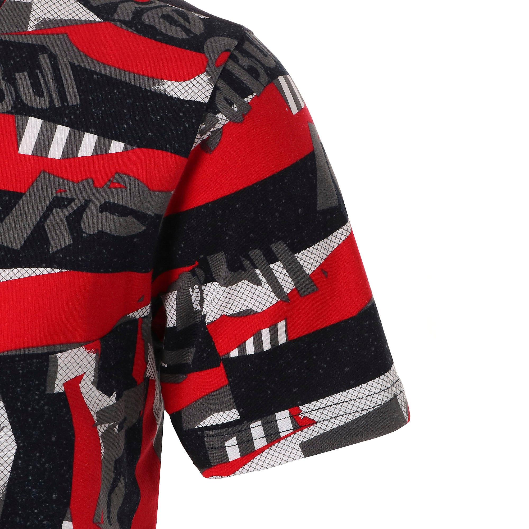 Thumbnail 8 of RED BULL RACING ライフ AOP Tシャツ, Chinese Red, medium-JPN